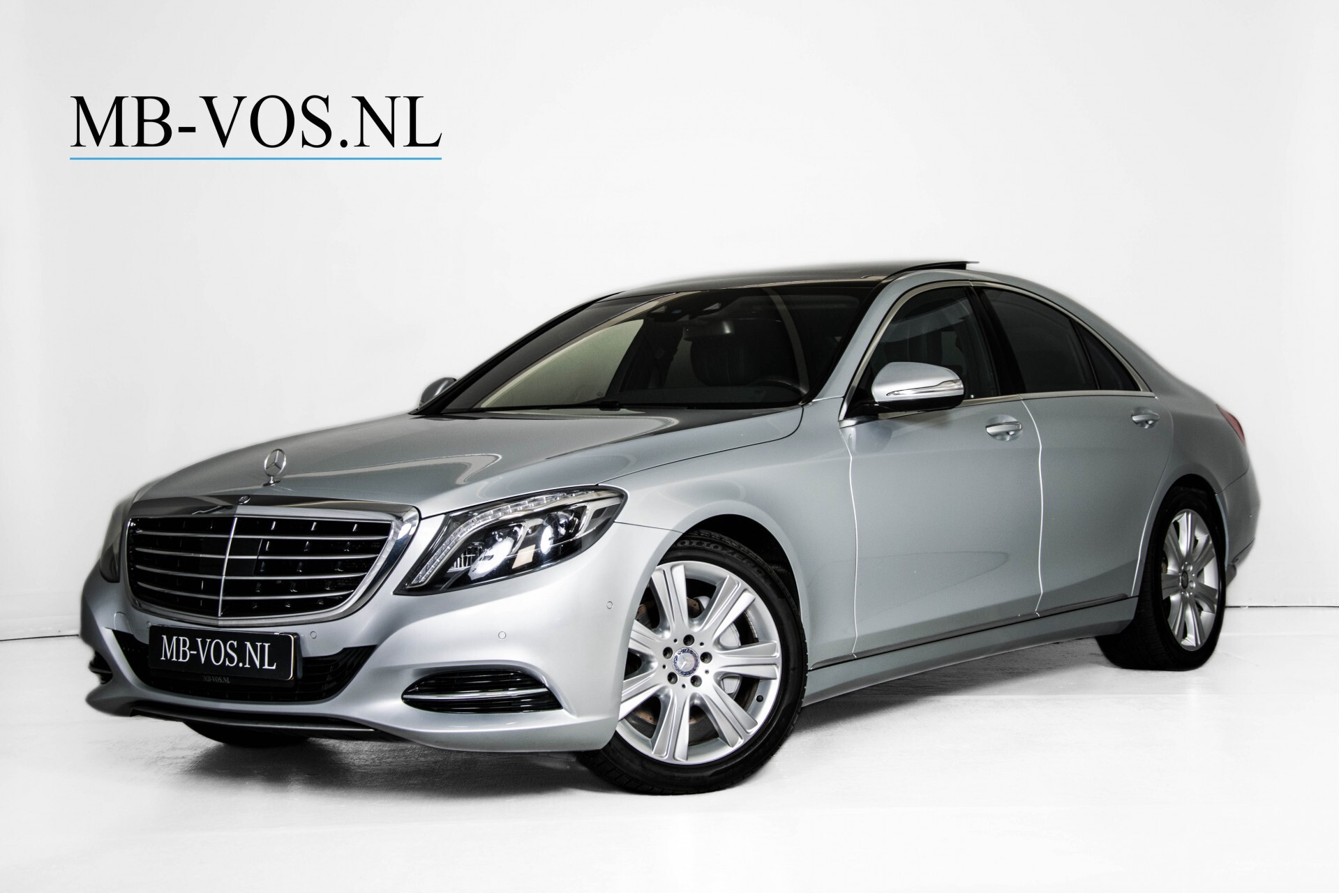 Mercedes-Benz S-Klasse 350 Bluetec Exclusive Panorama/Massage/Keyless/Distronic/Standkachel Aut7 Foto 1