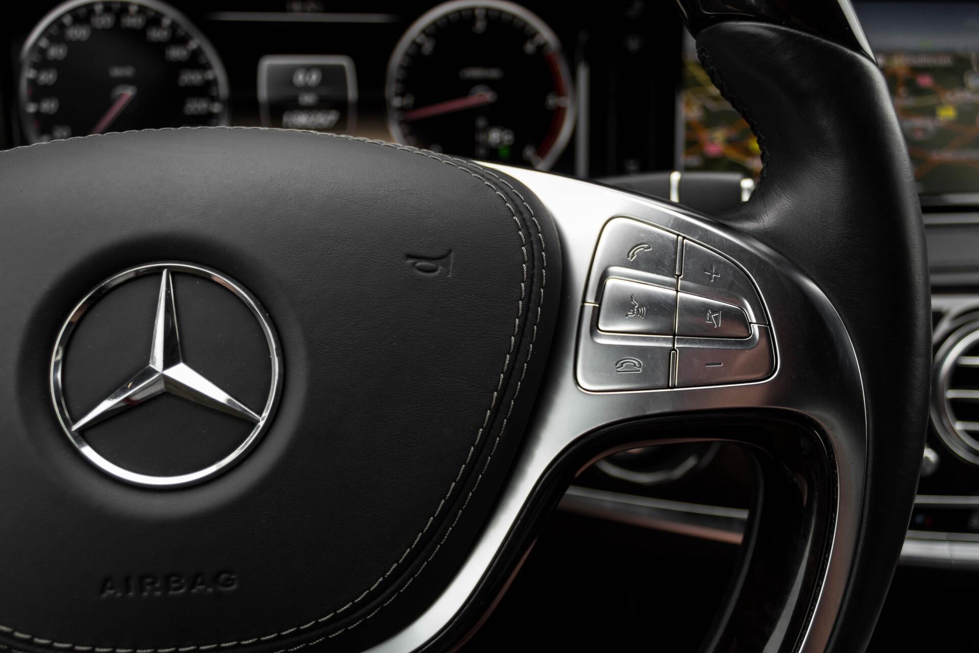 Mercedes-Benz S-Klasse 350 Bluetec Exclusive Panorama/Massage/Keyless/Distronic/Standkachel Aut7 Foto 15