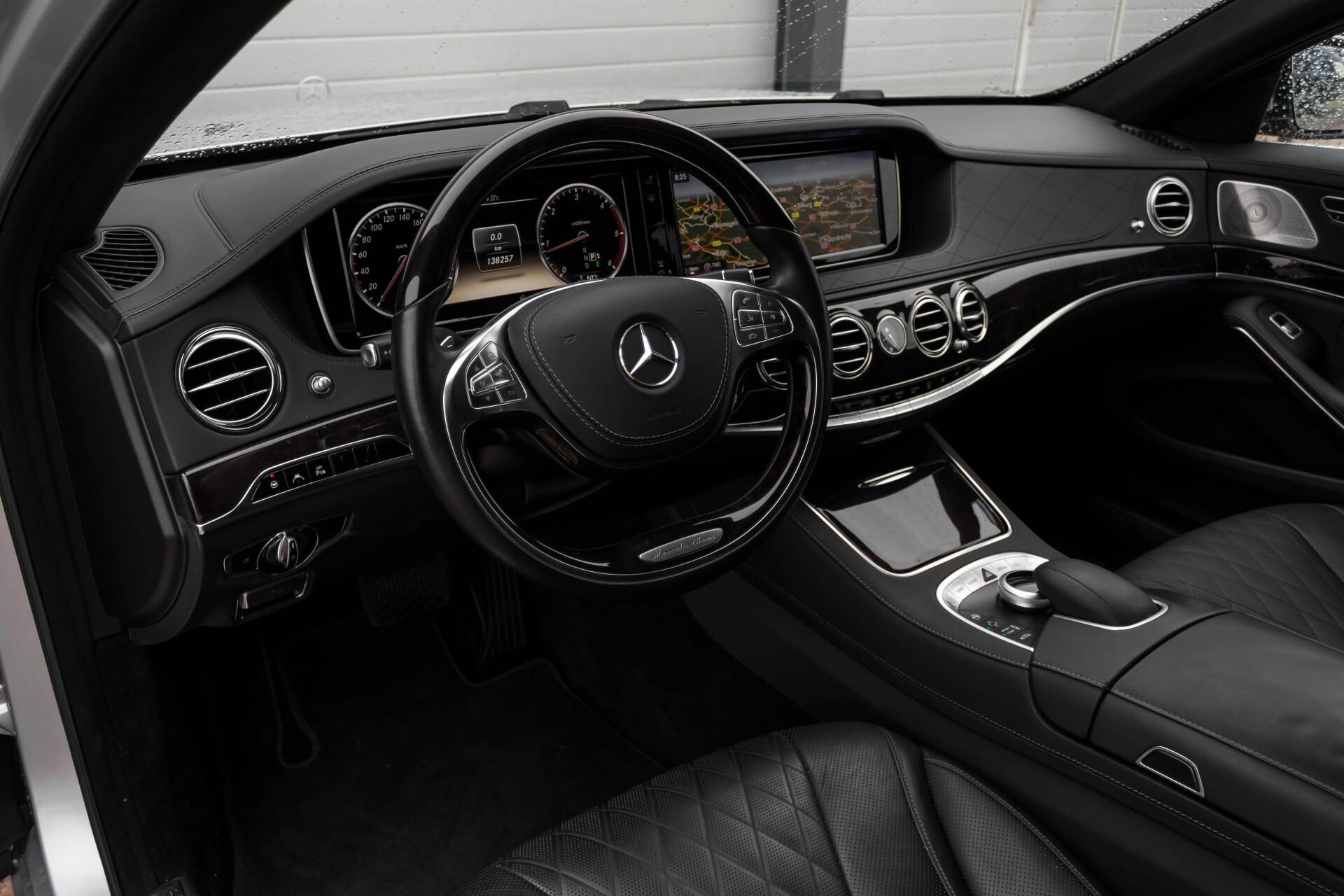 Mercedes-Benz S-Klasse 350 Bluetec Exclusive Panorama/Massage/Keyless/Distronic/Standkachel Aut7 Foto 16
