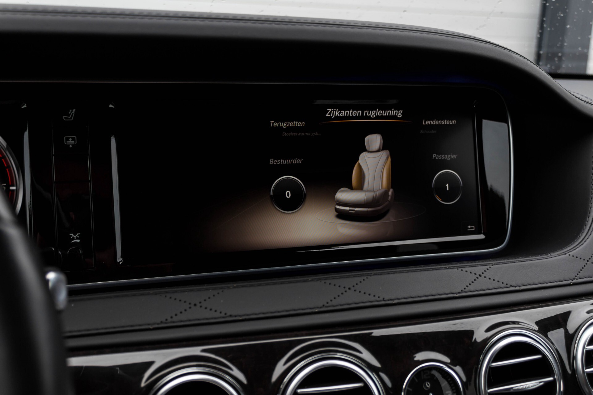 Mercedes-Benz S-Klasse 350 Bluetec Exclusive Panorama/Massage/Keyless/Distronic/Standkachel Aut7 Foto 19