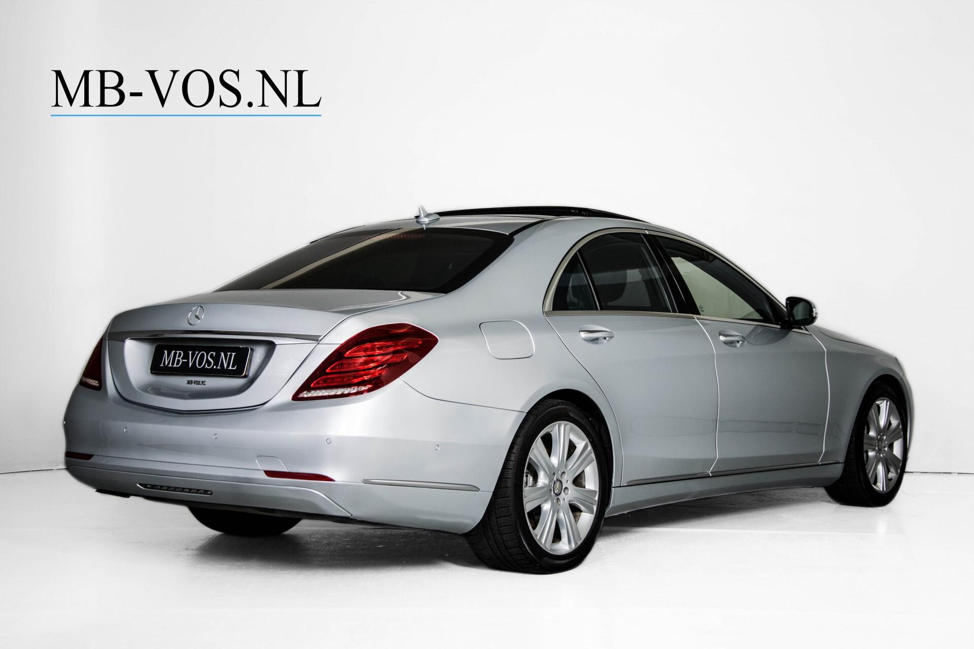 Mercedes-Benz S-Klasse 350 Bluetec Exclusive Panorama/Massage/Keyless/Distronic/Standkachel Aut7 Foto 2