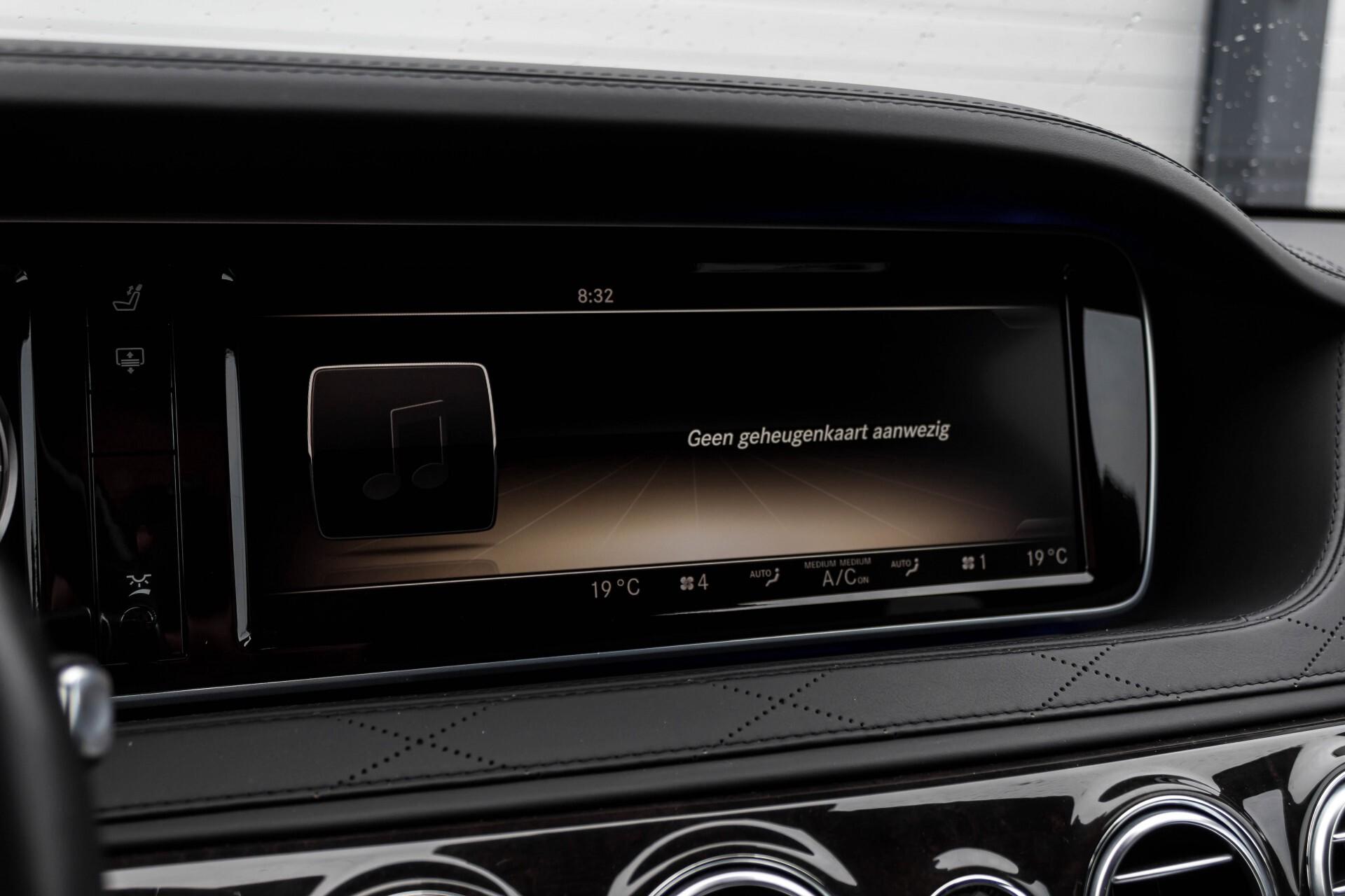 Mercedes-Benz S-Klasse 350 Bluetec Exclusive Panorama/Massage/Keyless/Distronic/Standkachel Aut7 Foto 23