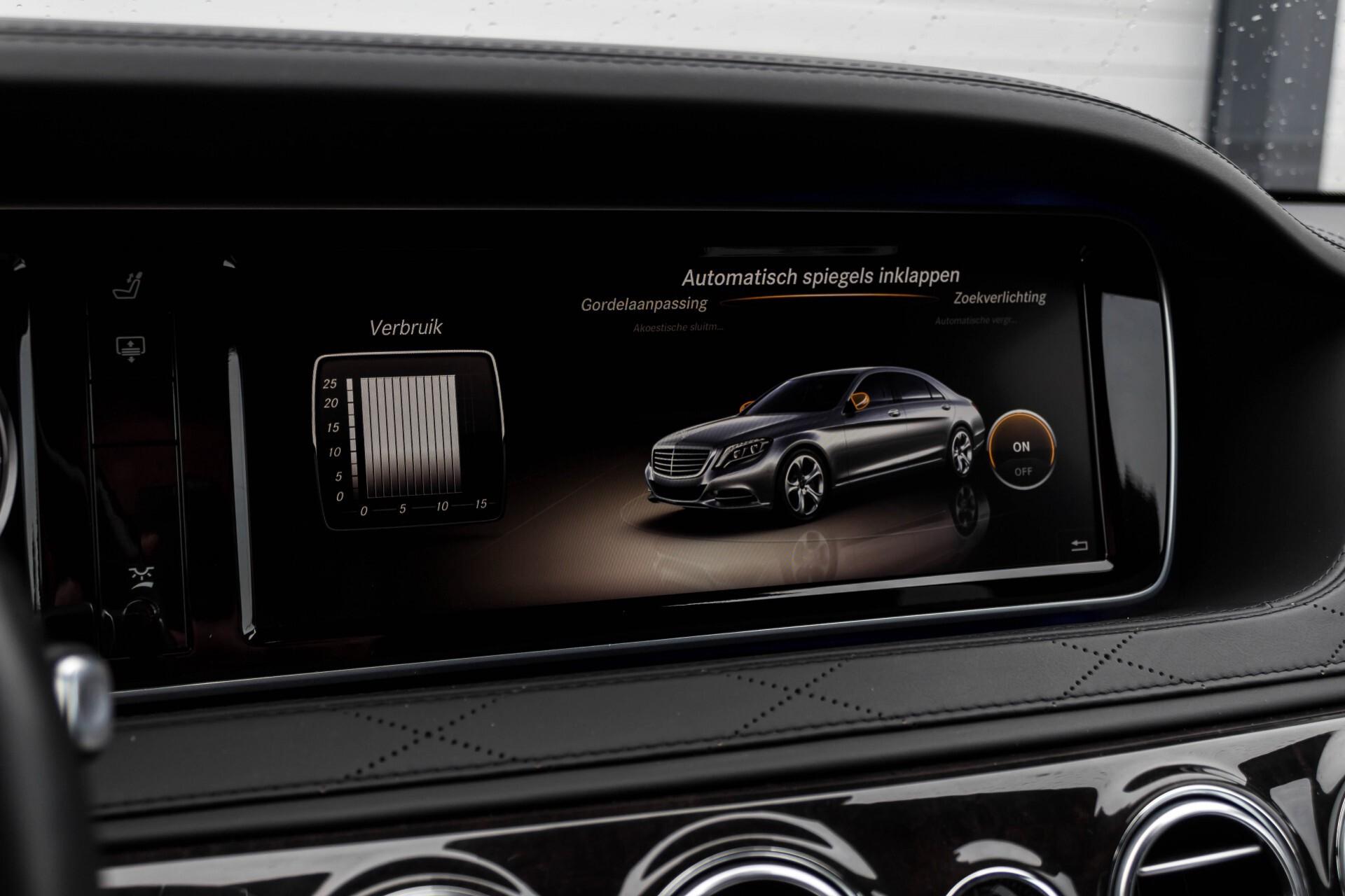 Mercedes-Benz S-Klasse 350 Bluetec Exclusive Panorama/Massage/Keyless/Distronic/Standkachel Aut7 Foto 27