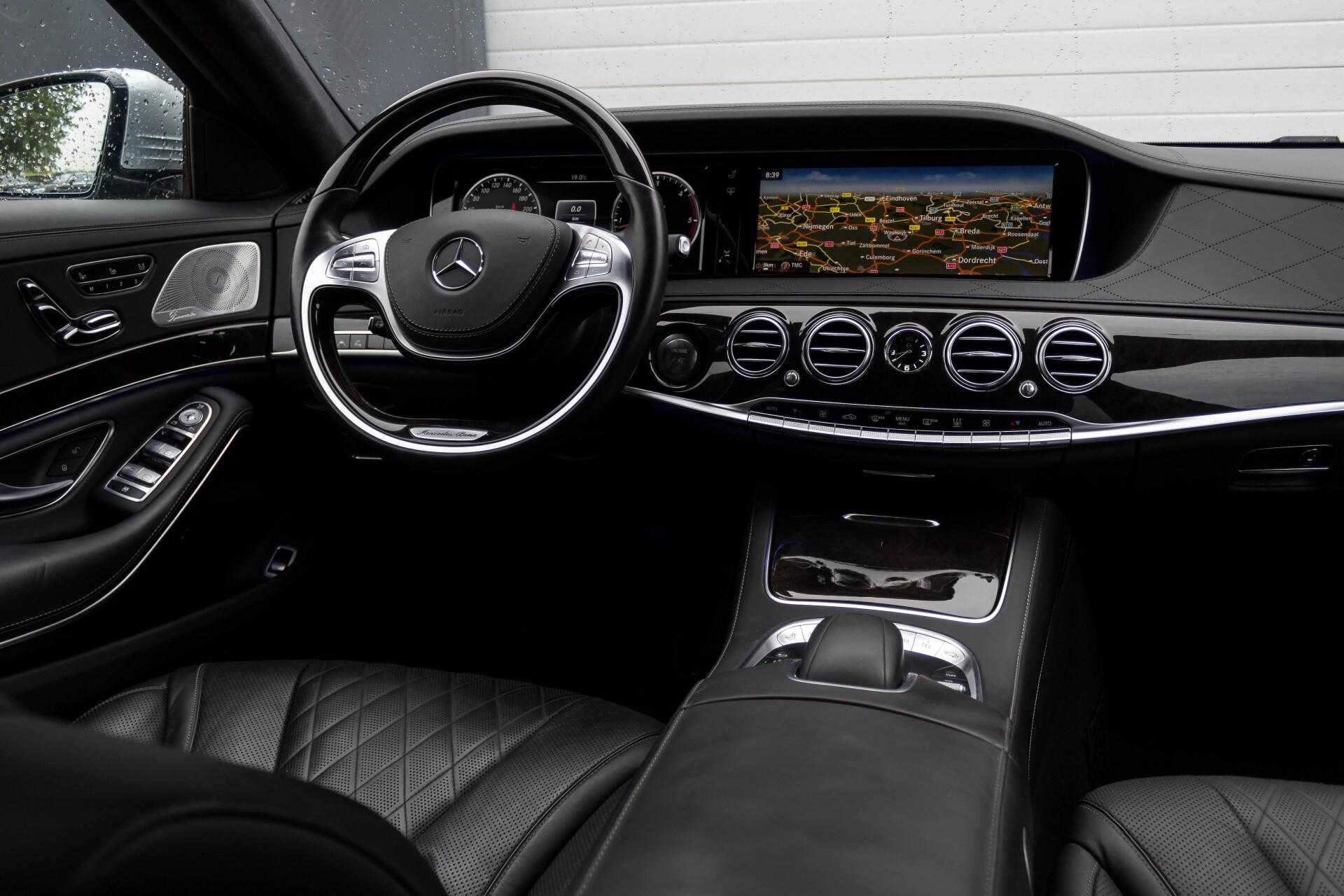 Mercedes-Benz S-Klasse 350 Bluetec Exclusive Panorama/Massage/Keyless/Distronic/Standkachel Aut7 Foto 6