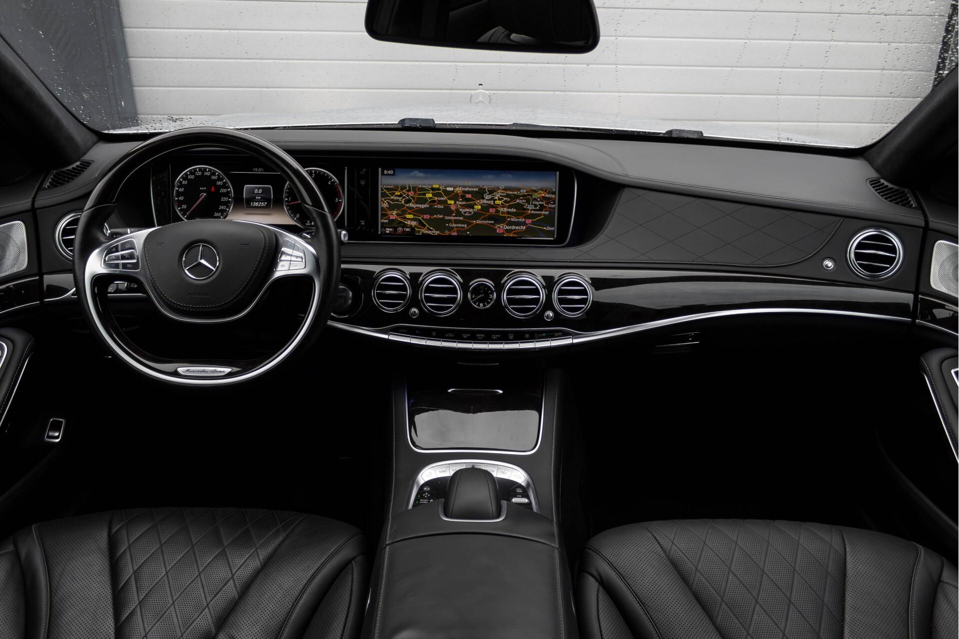 Mercedes-Benz S-Klasse 350 Bluetec Exclusive Panorama/Massage/Keyless/Distronic/Standkachel Aut7 Foto 7
