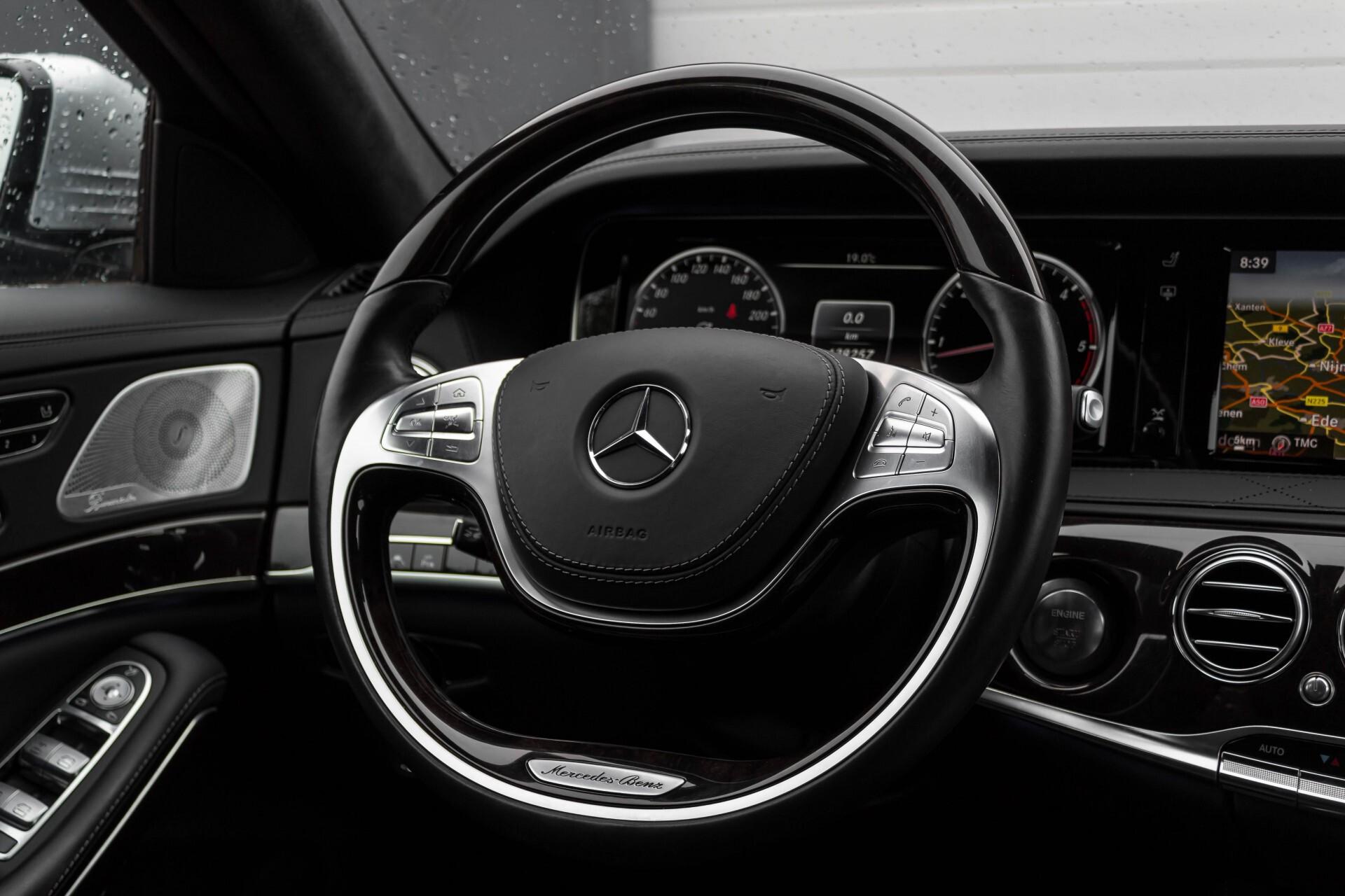 Mercedes-Benz S-Klasse 350 Bluetec Exclusive Panorama/Massage/Keyless/Distronic/Standkachel Aut7 Foto 8
