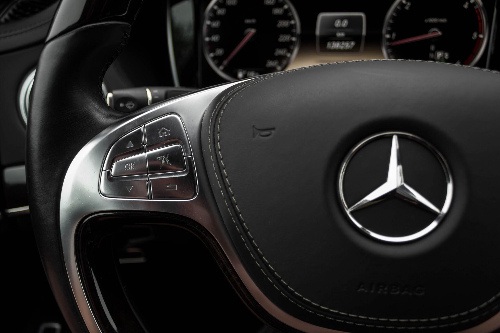 Mercedes-Benz S-Klasse 350 Bluetec Exclusive Panorama/Massage/Keyless/Distronic/Standkachel Aut7 Foto 9