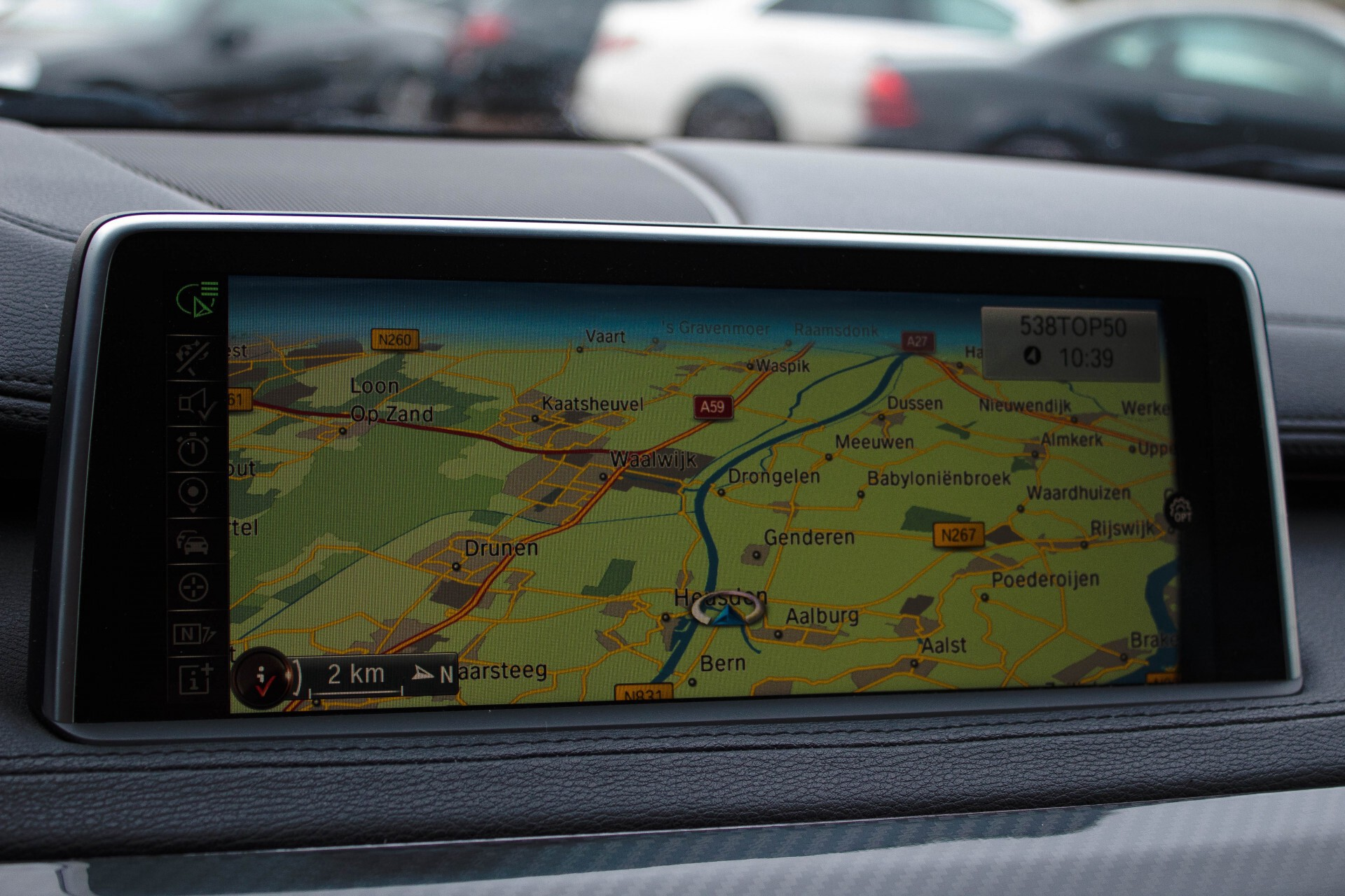 BMW X6 5.0d M Adaptive Drive/Comfortacces/Softclose/Adaptive Cruise/Standkachel/360camera/HUD/DAB Aut8 Foto 13