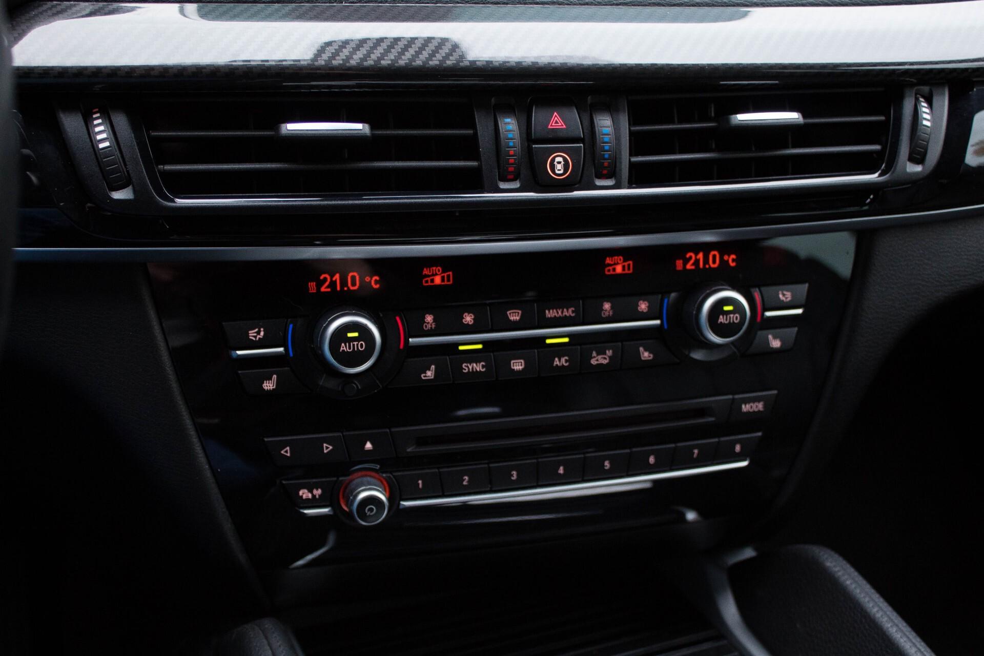 BMW X6 5.0d M Adaptive Drive/Comfortacces/Softclose/Adaptive Cruise/Standkachel/360camera/HUD/DAB Aut8 Foto 15
