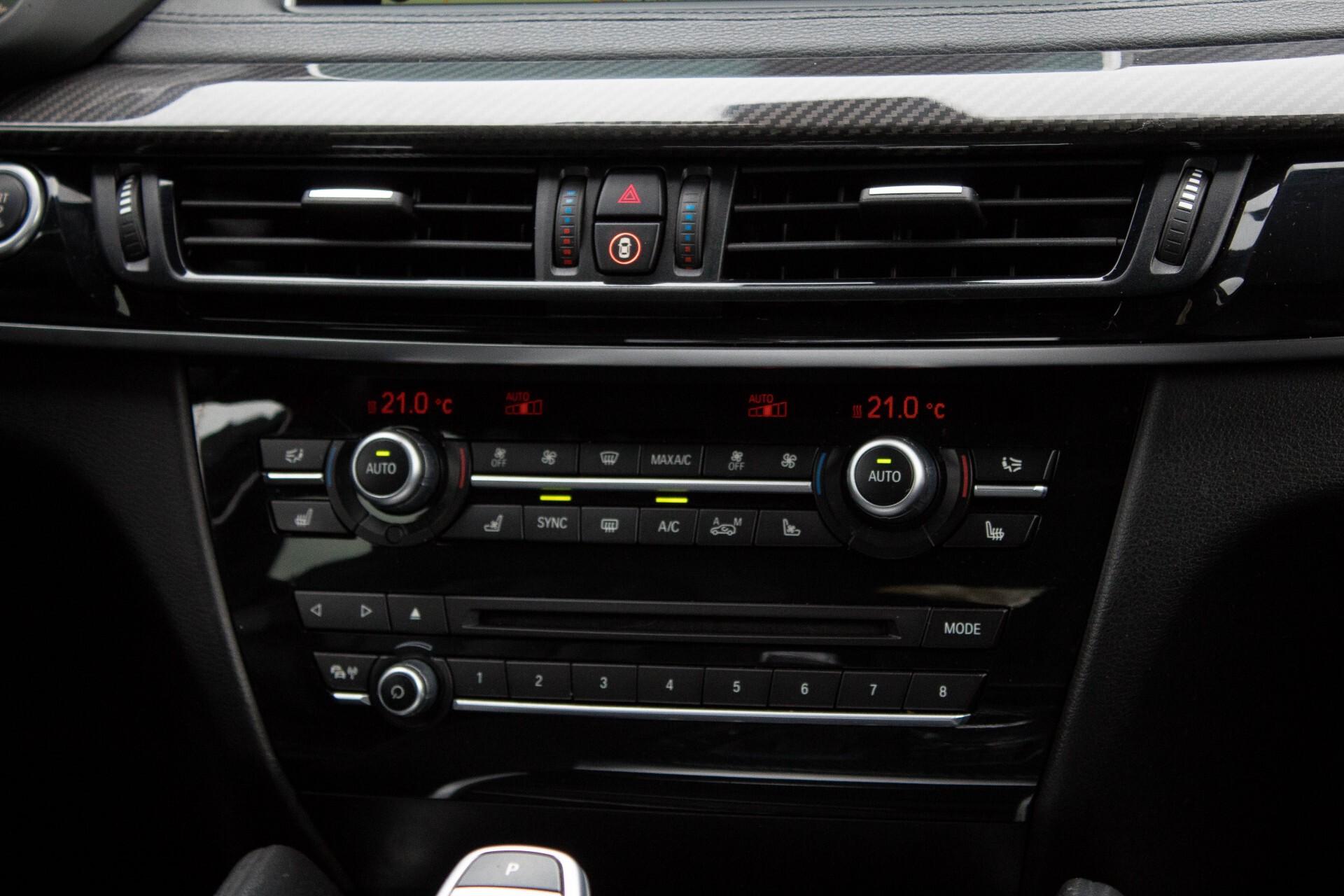 BMW X6 5.0d M Adaptive Drive/Comfortacces/Softclose/Adaptive Cruise/Standkachel/360camera/HUD/DAB Aut8 Foto 16