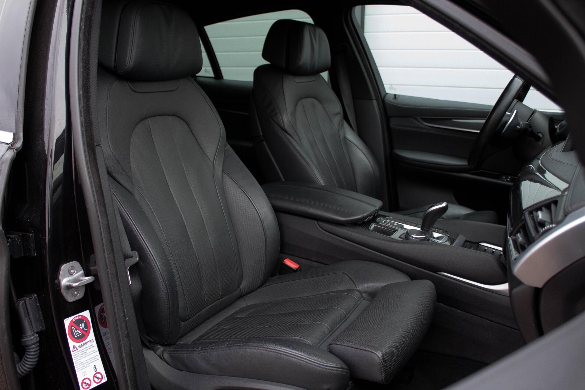BMW X6 5.0d M Adaptive Drive/Comfortacces/Softclose/Adaptive Cruise/Standkachel/360camera/HUD/DAB Aut8 Foto 3