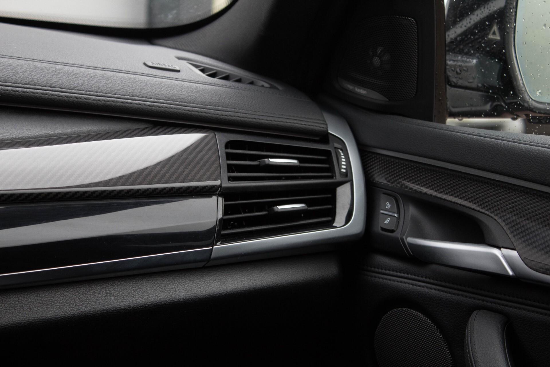 BMW X6 5.0d M Adaptive Drive/Comfortacces/Softclose/Adaptive Cruise/Standkachel/360camera/HUD/DAB Aut8 Foto 31