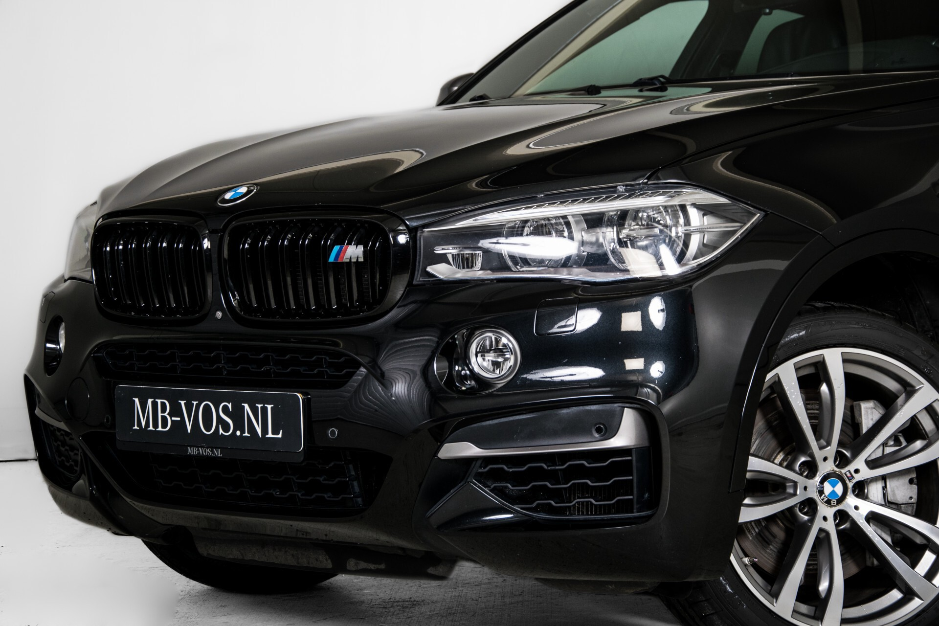 BMW X6 5.0d M Adaptive Drive/Comfortacces/Softclose/Adaptive Cruise/Standkachel/360camera/HUD/DAB Aut8 Foto 39