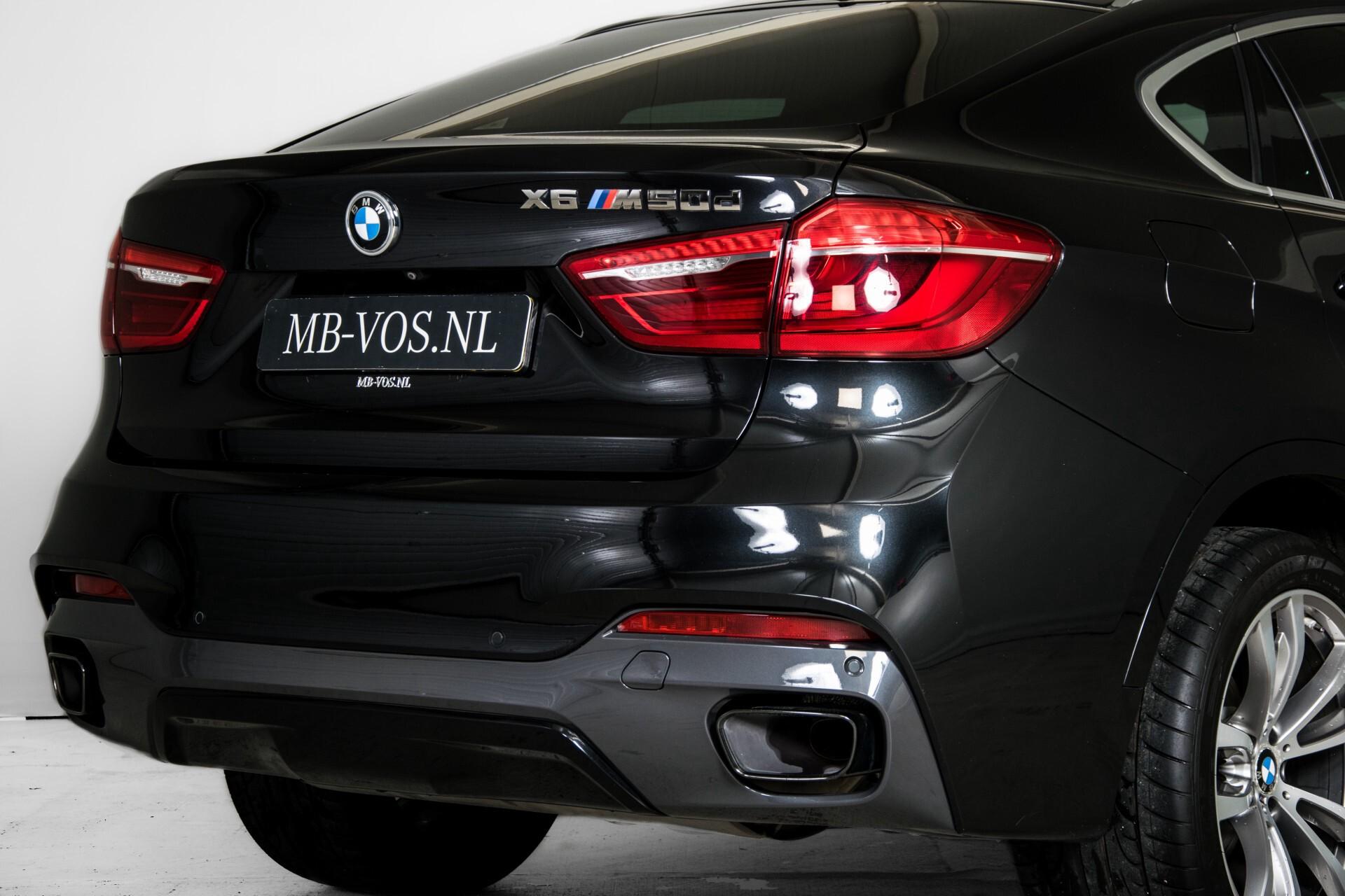 BMW X6 5.0d M Adaptive Drive/Comfortacces/Softclose/Adaptive Cruise/Standkachel/360camera/HUD/DAB Aut8 Foto 40