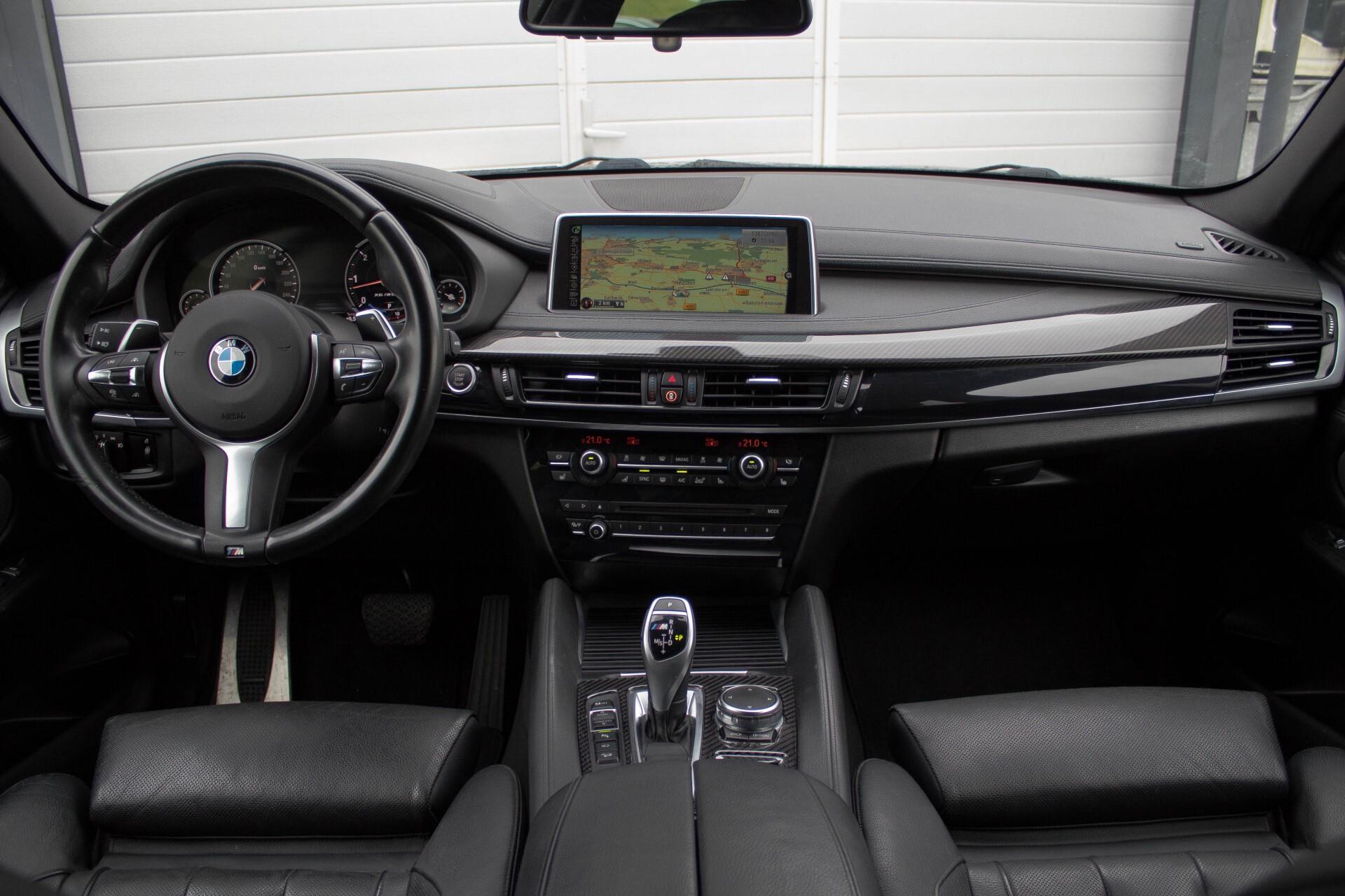 BMW X6 5.0d M Adaptive Drive/Comfortacces/Softclose/Adaptive Cruise/Standkachel/360camera/HUD/DAB Aut8 Foto 8