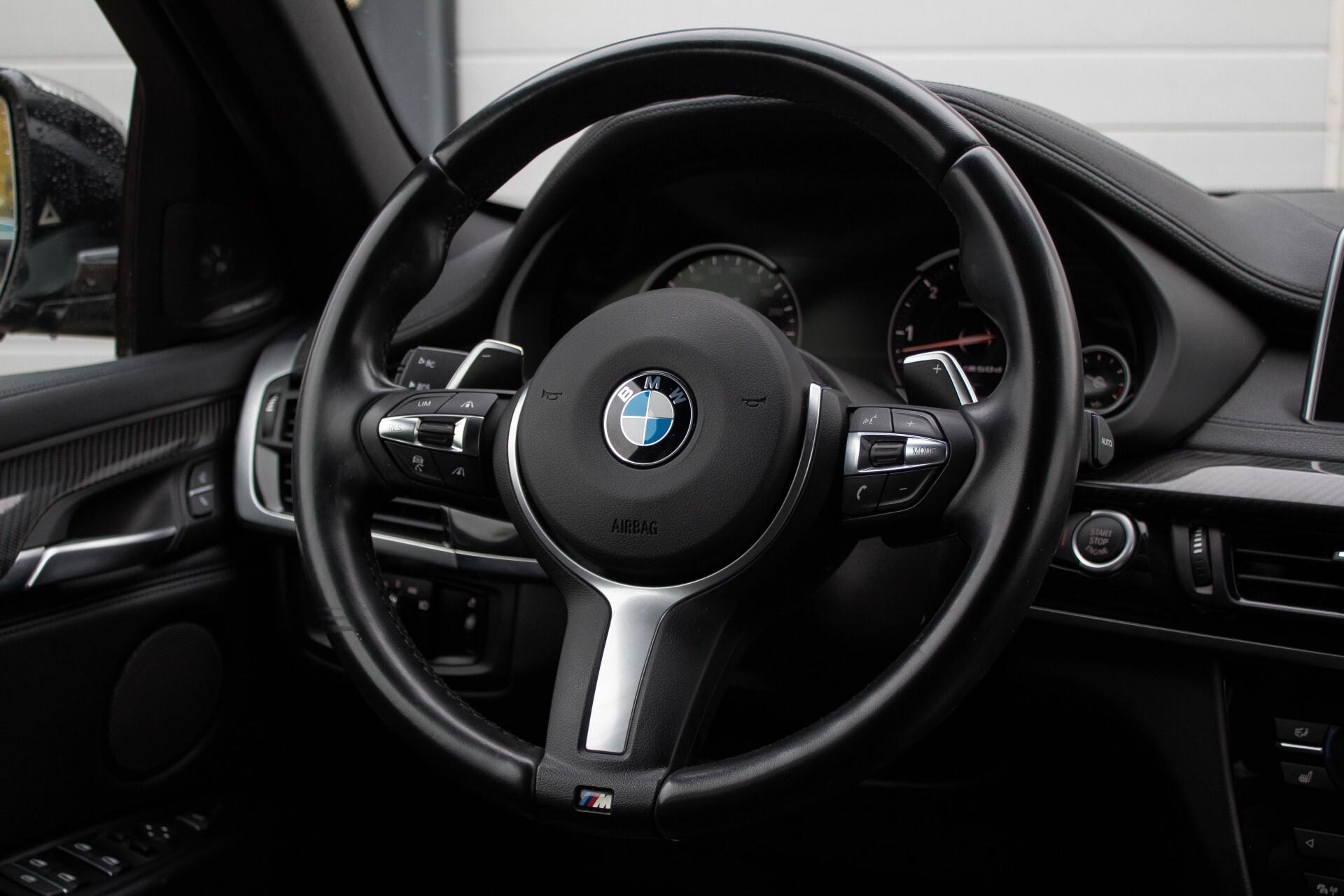 BMW X6 5.0d M Adaptive Drive/Comfortacces/Softclose/Adaptive Cruise/Standkachel/360camera/HUD/DAB Aut8 Foto 9