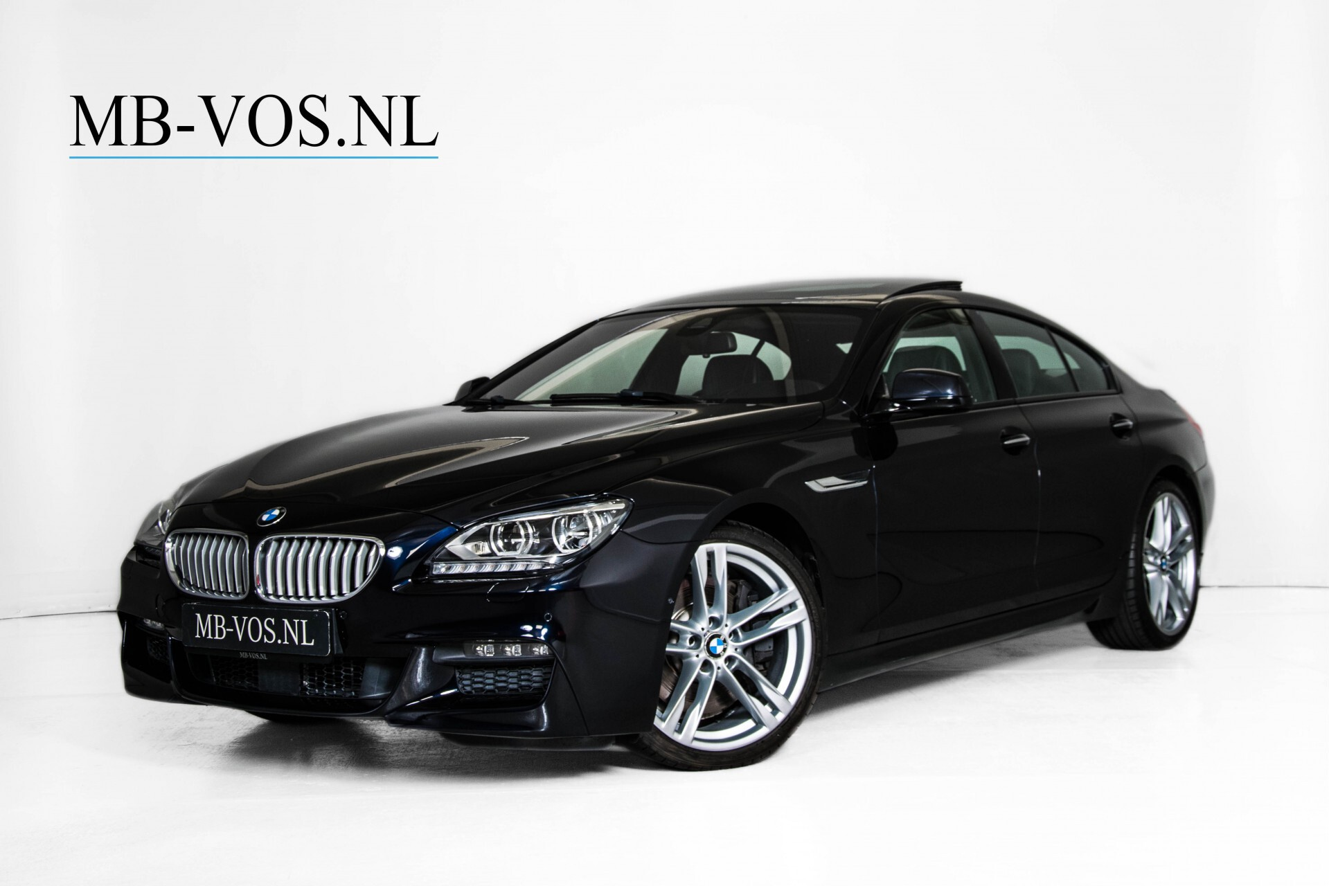 BMW 6 Serie Gran Coupé 650xi M-sport B&O High Executive Aut8 Foto 1