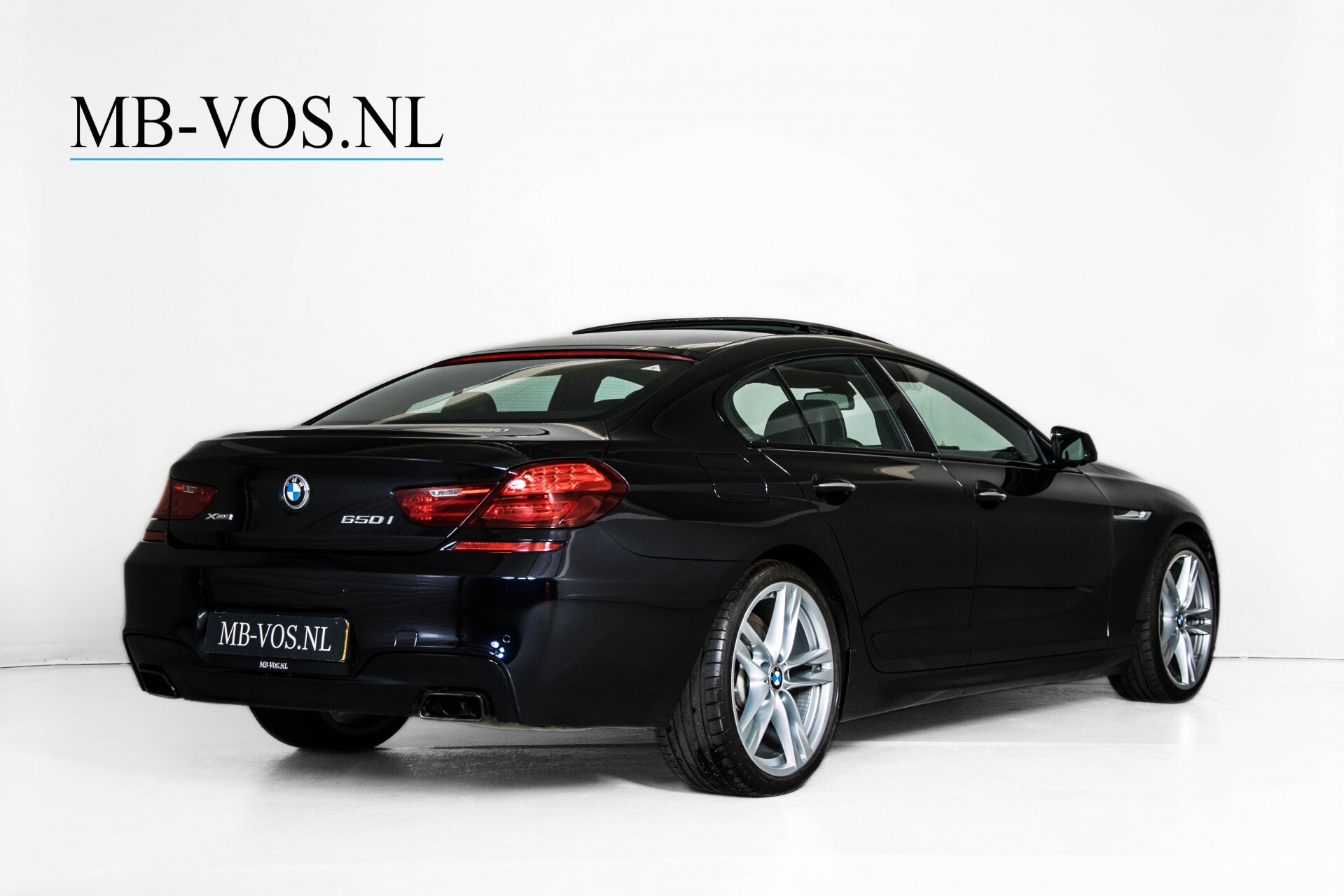 BMW 6 Serie Gran Coupé 650xi M-sport B&O High Executive Aut8 Foto 2