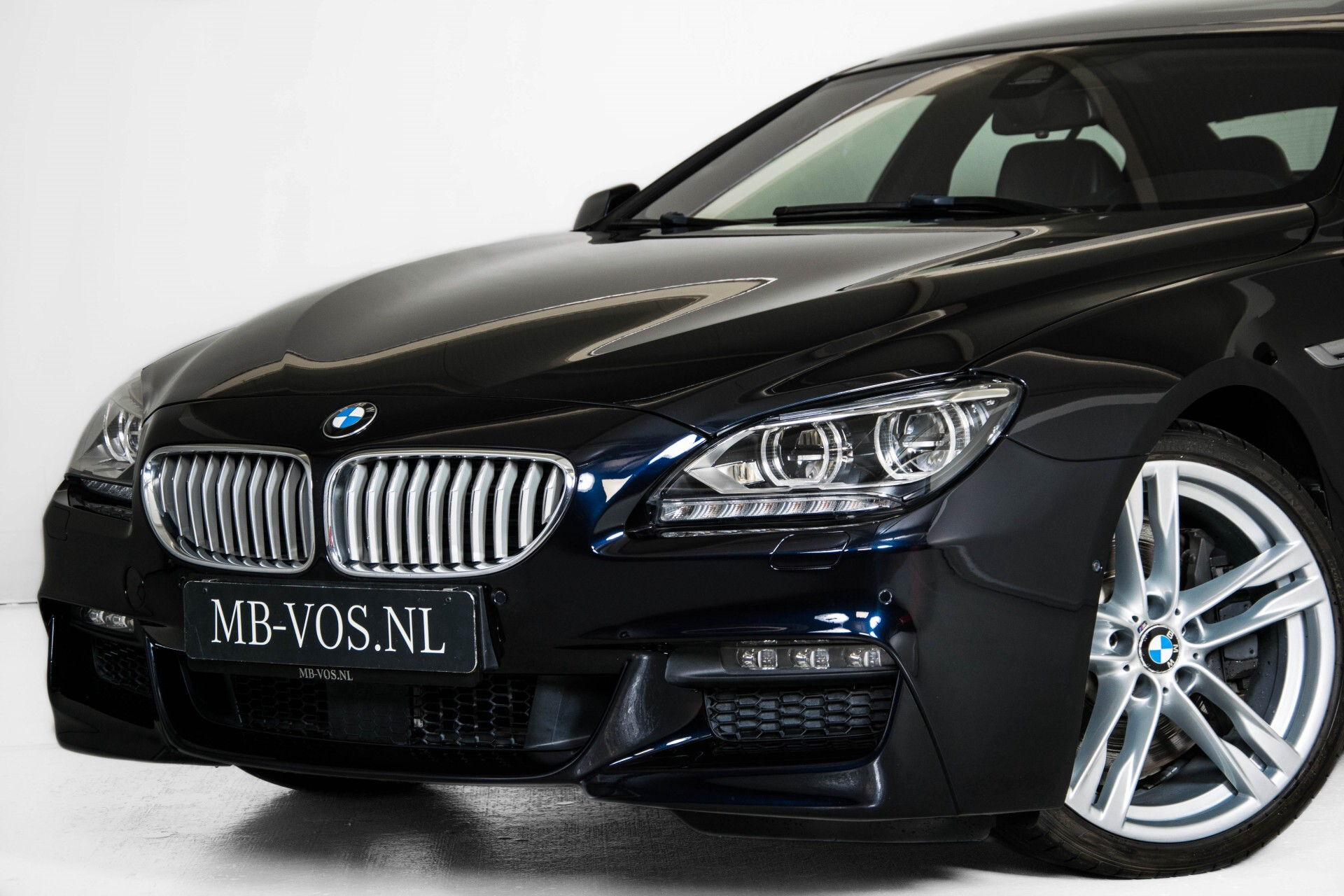 BMW 6 Serie Gran Coupé 650xi M-sport B&O High Executive Aut8 Foto 42