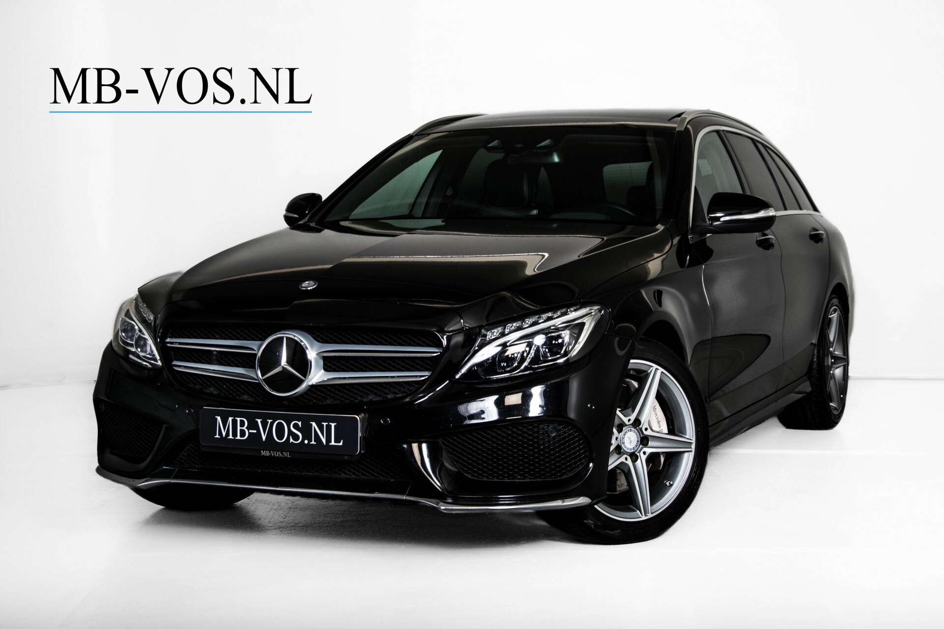 Mercedes-Benz C-Klasse Estate 250 Bluetec AMG Panorama/Distronic/Keyless/Head-Up/Burmester/Comand Aut7 Foto 1
