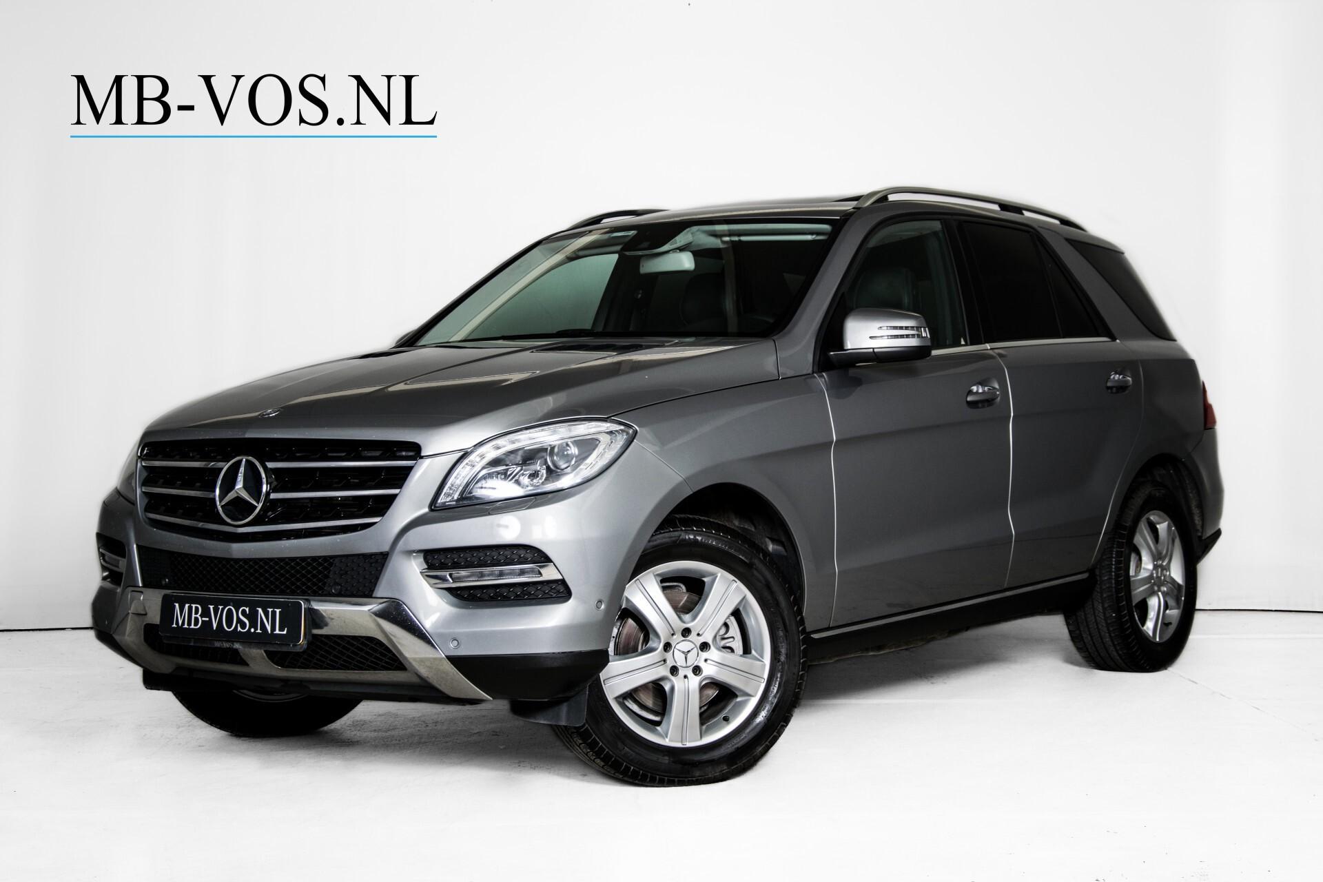 "Mercedes-Benz M-Klasse 350 Bluetec 4-M Luchtvering/Schuifdak/ILS/Wegkl-trekhaak/18"" Aut7 Foto 1"