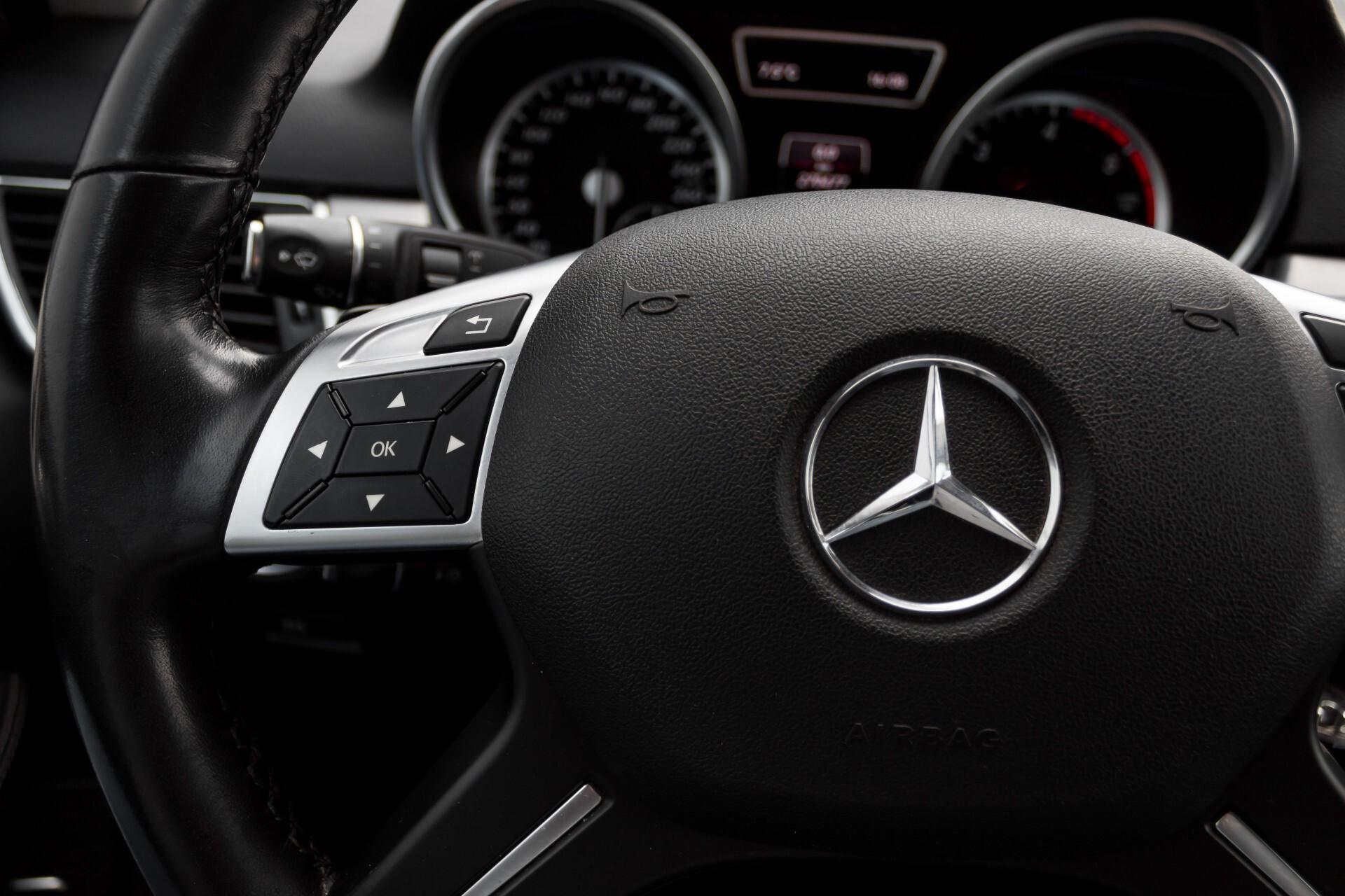 "Mercedes-Benz M-Klasse 350 Bluetec 4-M Luchtvering/Schuifdak/ILS/Wegkl-trekhaak/18"" Aut7 Foto 10"