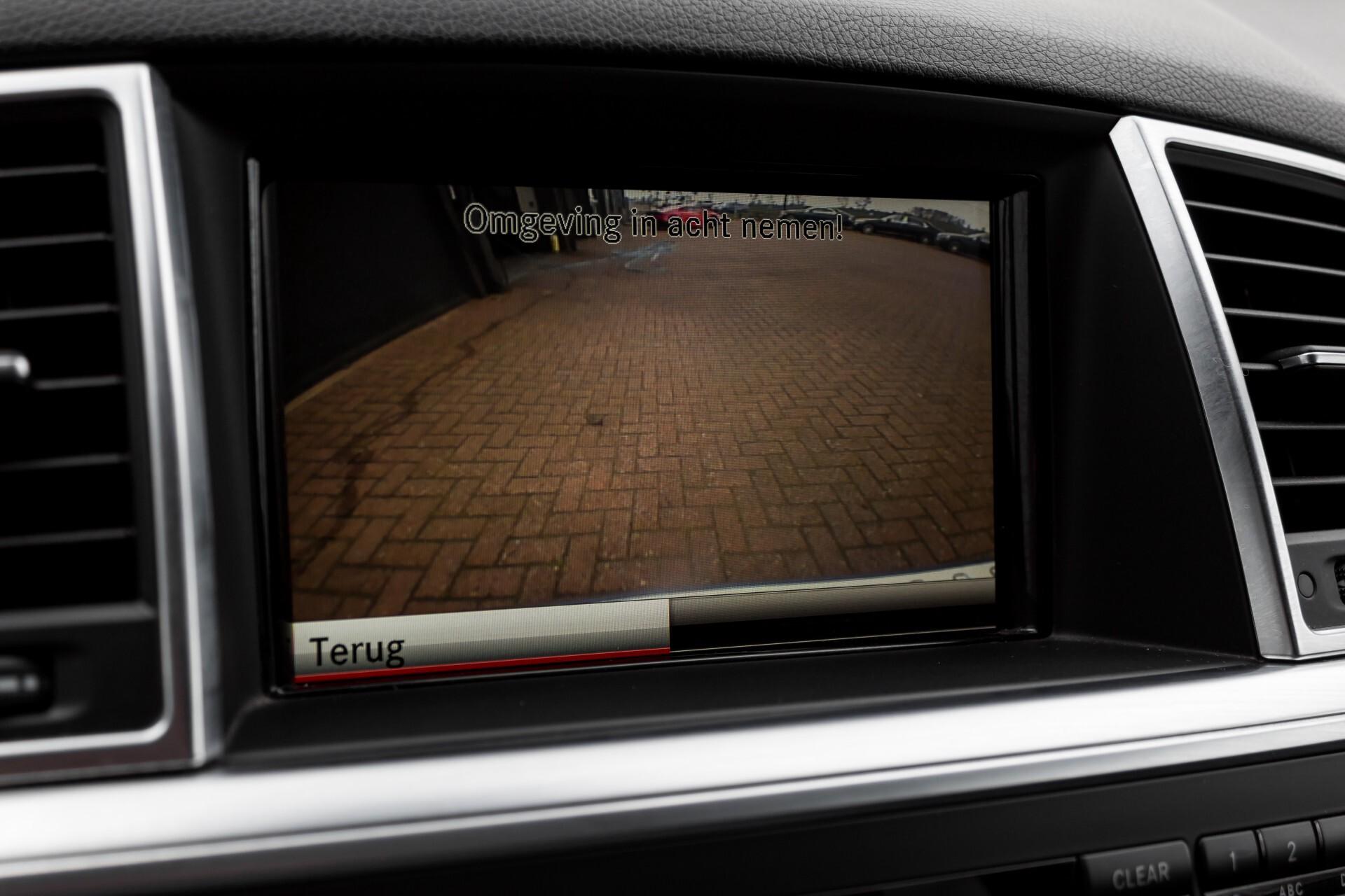 "Mercedes-Benz M-Klasse 350 Bluetec 4-M Luchtvering/Schuifdak/ILS/Wegkl-trekhaak/18"" Aut7 Foto 24"