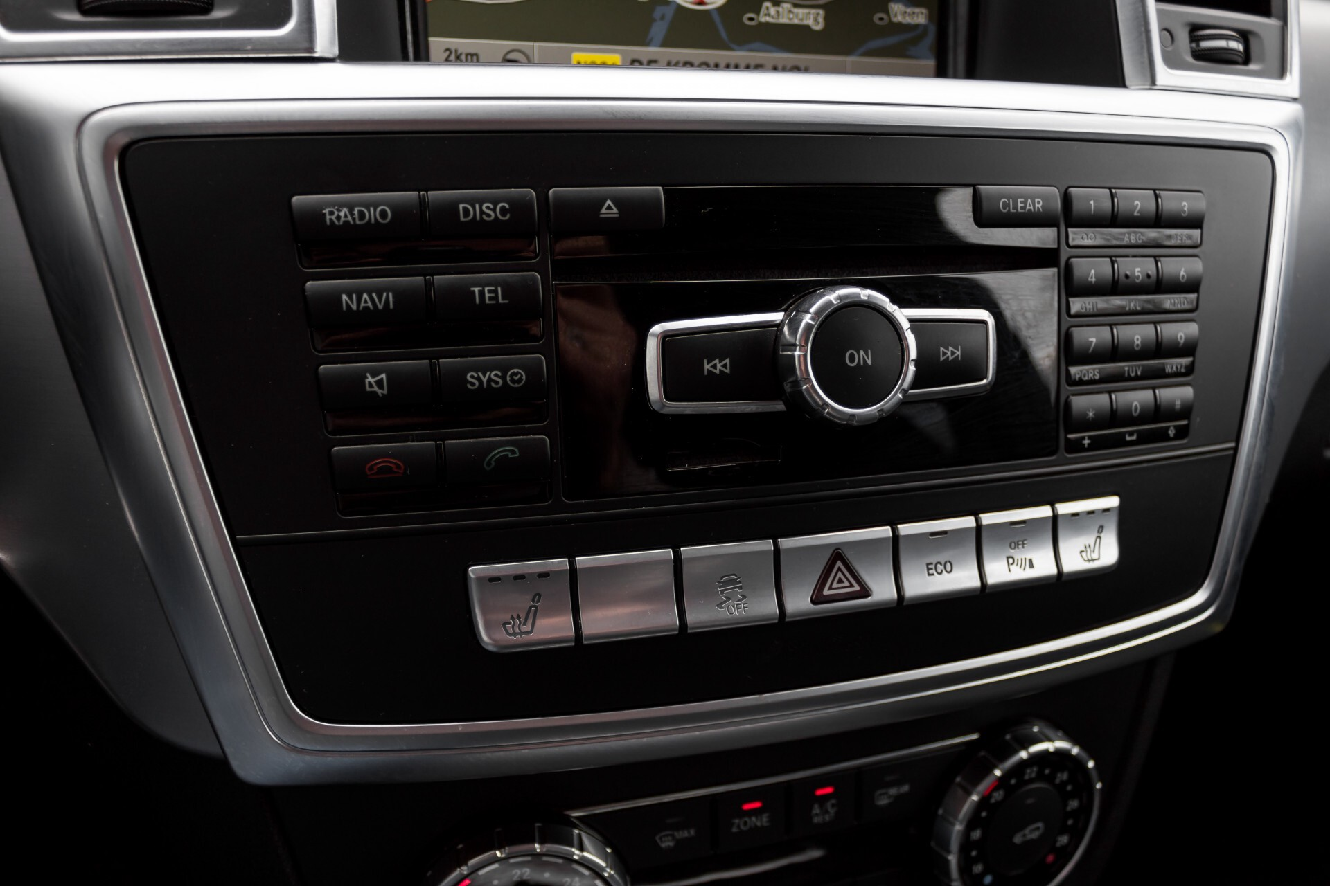 "Mercedes-Benz M-Klasse 350 Bluetec 4-M Luchtvering/Schuifdak/ILS/Wegkl-trekhaak/18"" Aut7 Foto 26"