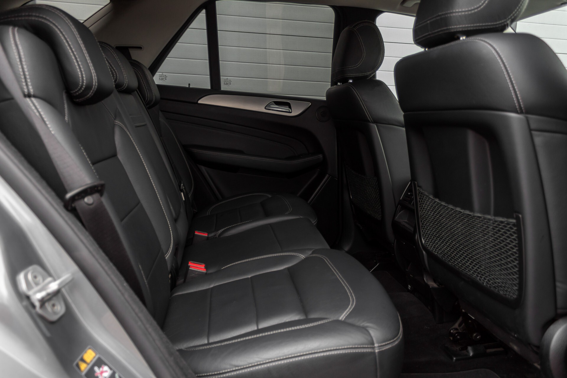 "Mercedes-Benz M-Klasse 350 Bluetec 4-M Luchtvering/Schuifdak/ILS/Wegkl-trekhaak/18"" Aut7 Foto 4"