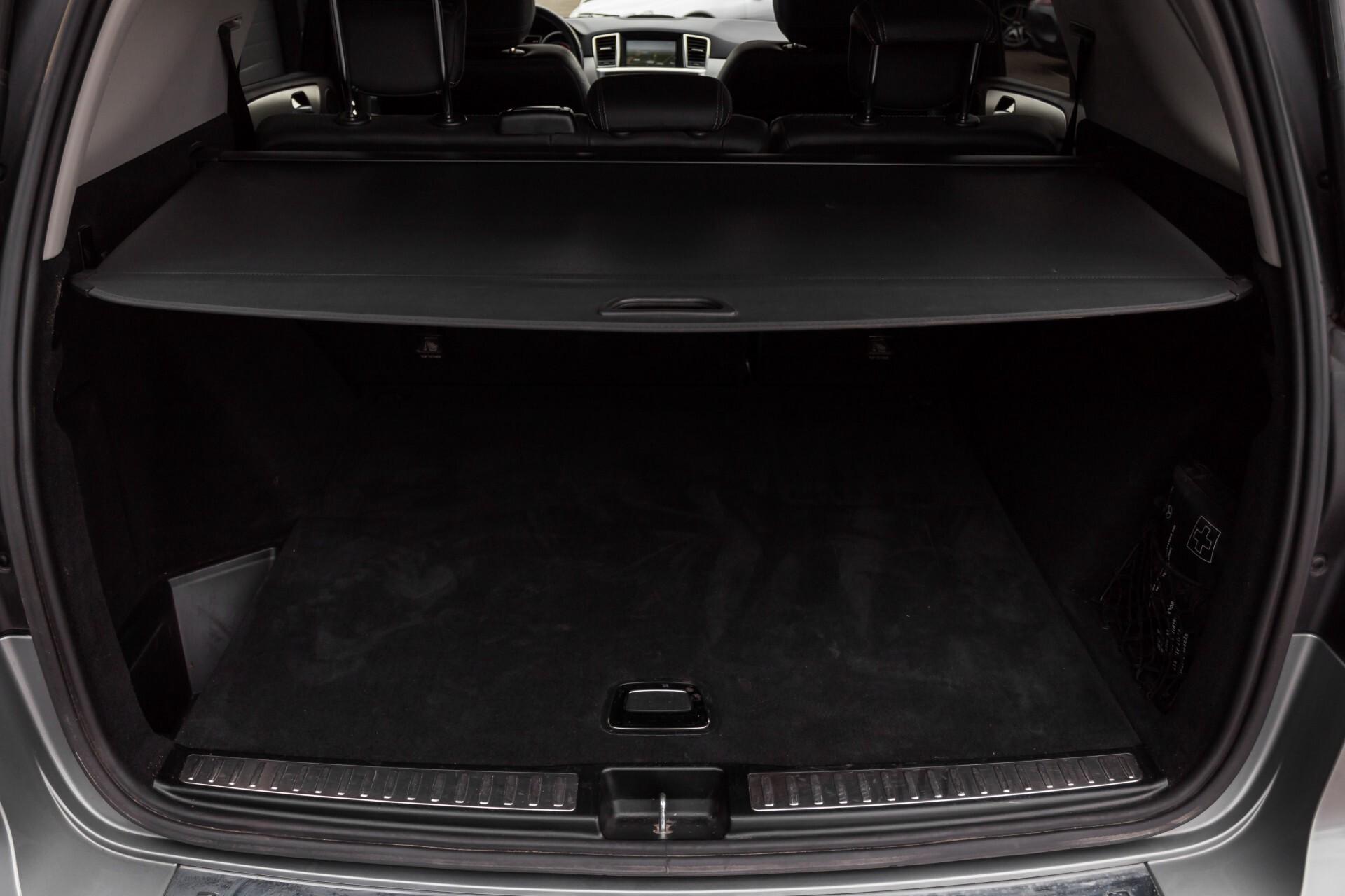 "Mercedes-Benz M-Klasse 350 Bluetec 4-M Luchtvering/Schuifdak/ILS/Wegkl-trekhaak/18"" Aut7 Foto 42"