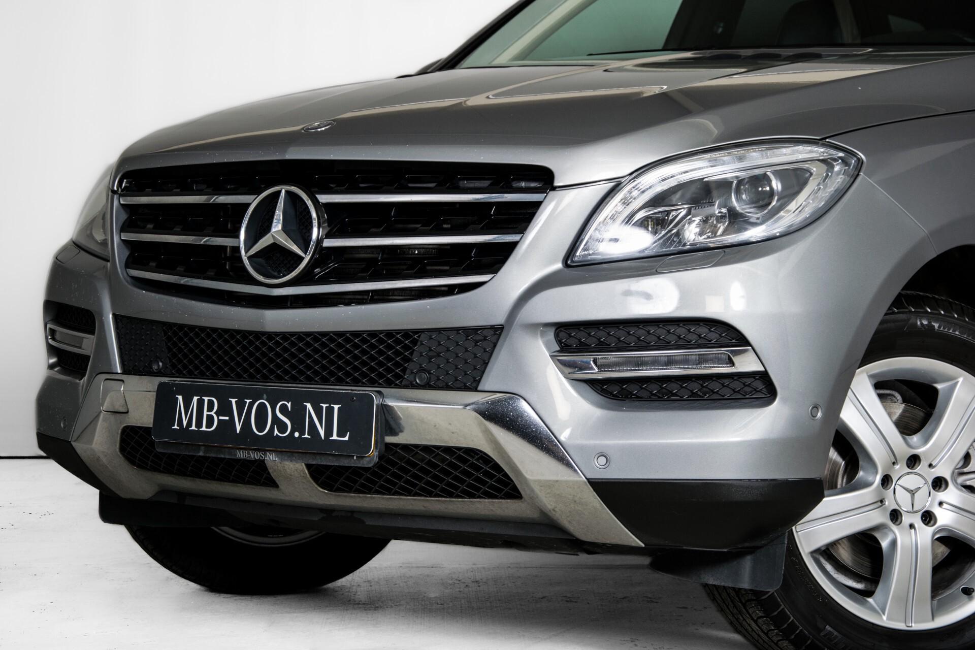 "Mercedes-Benz M-Klasse 350 Bluetec 4-M Luchtvering/Schuifdak/ILS/Wegkl-trekhaak/18"" Aut7 Foto 45"