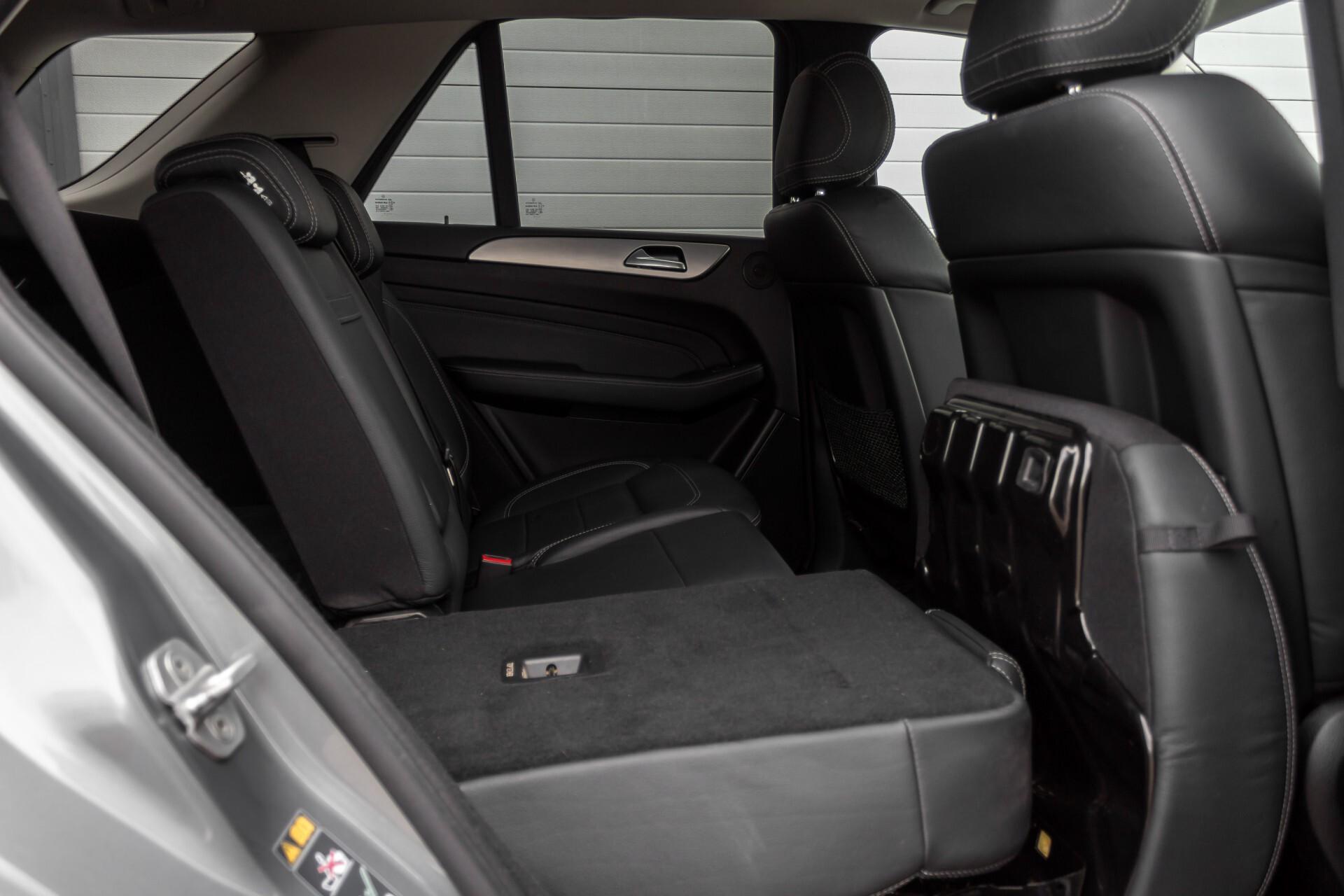 "Mercedes-Benz M-Klasse 350 Bluetec 4-M Luchtvering/Schuifdak/ILS/Wegkl-trekhaak/18"" Aut7 Foto 6"