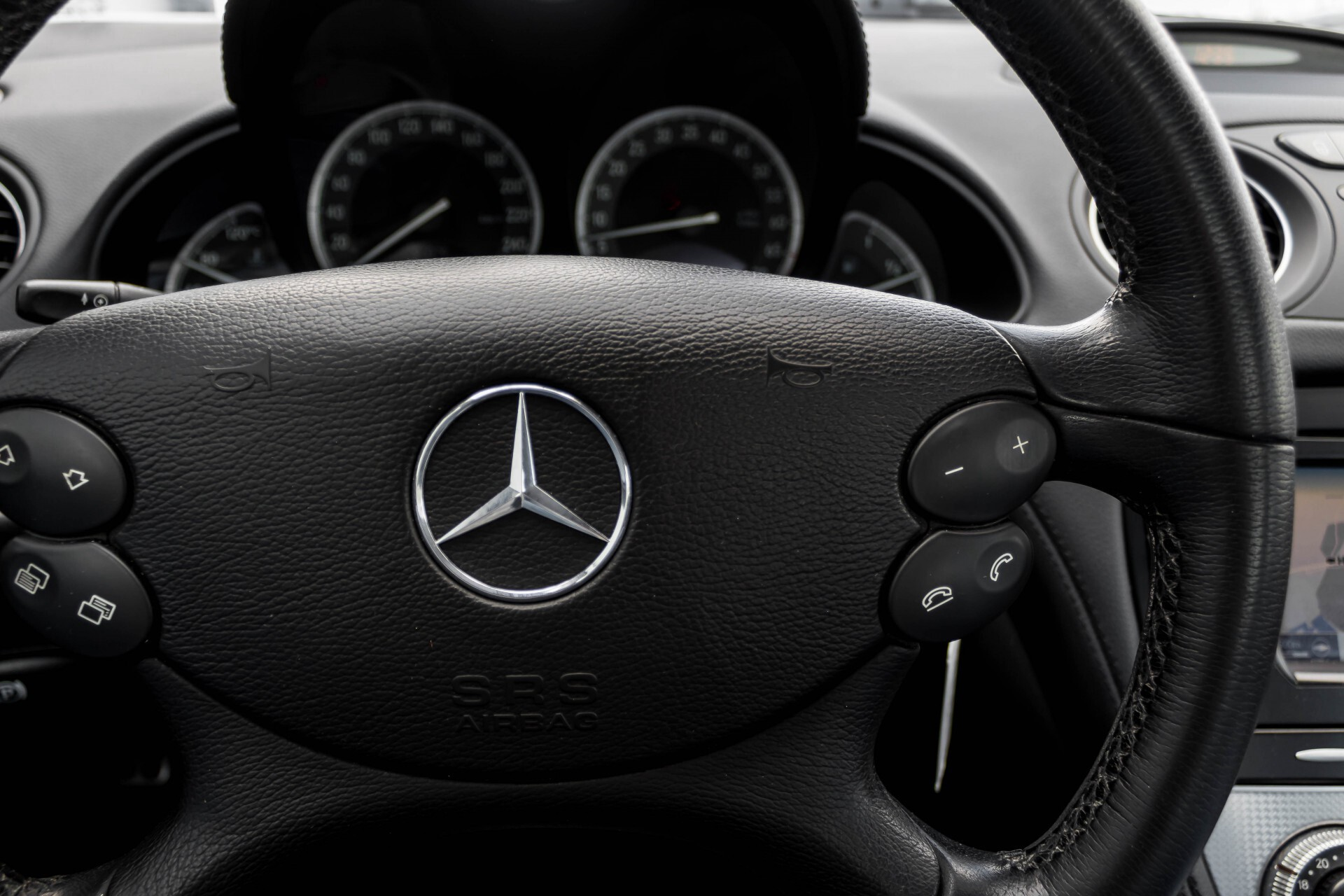 "Mercedes-Benz SL-Klasse 350 Stoelkoeling/Bose/Comand/Memory/19""AMG Aut7 Foto 12"