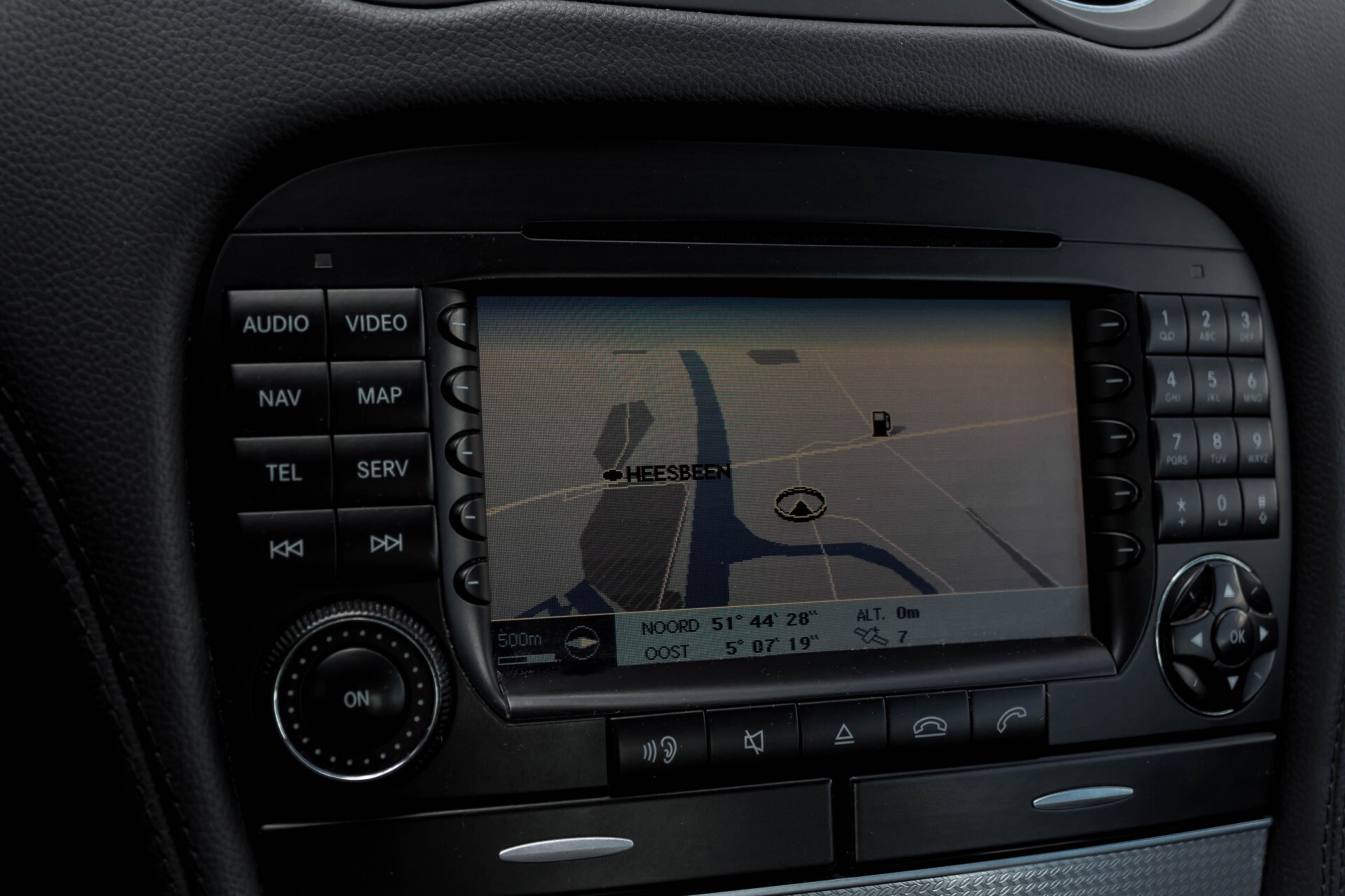 "Mercedes-Benz SL-Klasse 350 Stoelkoeling/Bose/Comand/Memory/19""AMG Aut7 Foto 17"