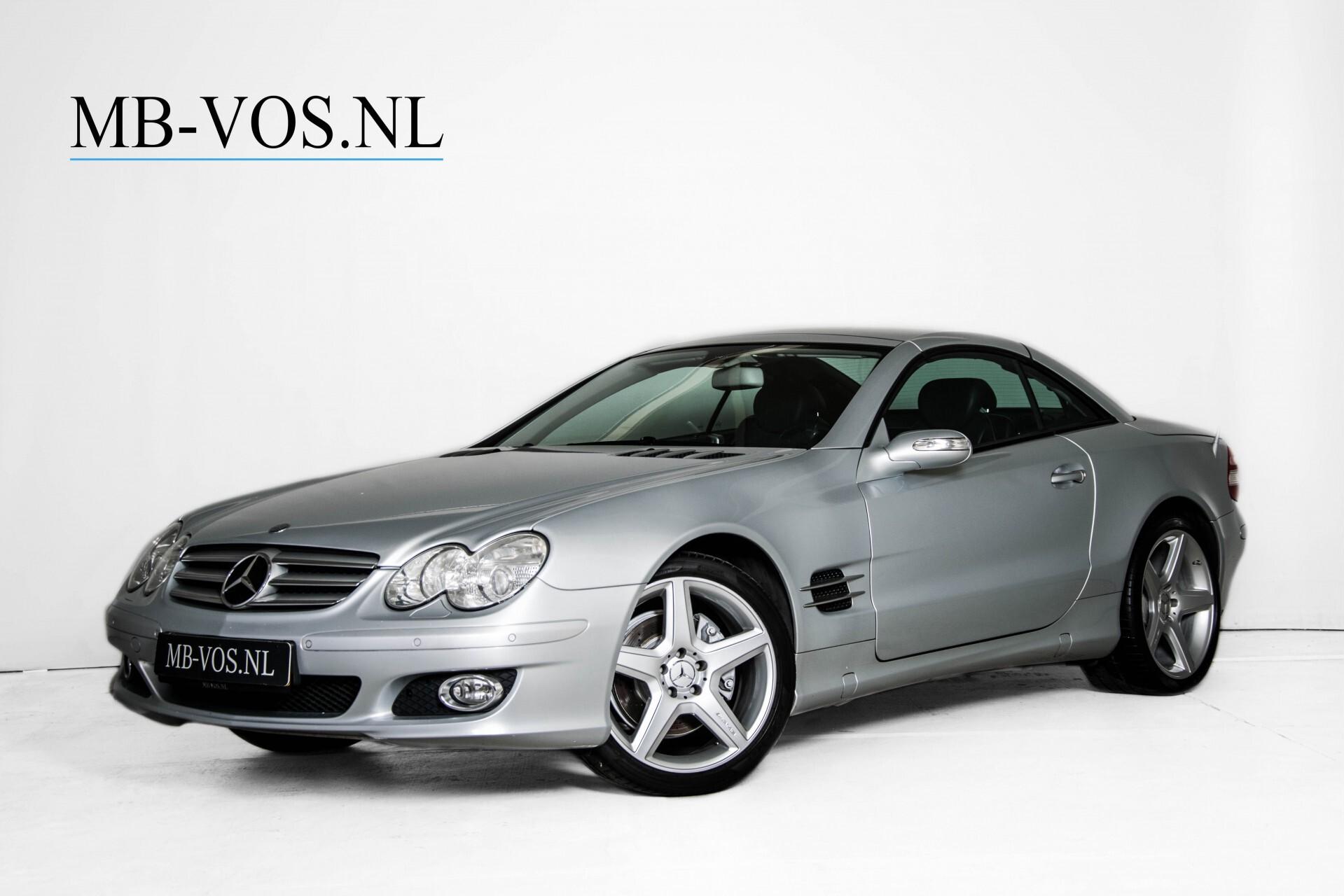 "Mercedes-Benz SL-Klasse 350 Stoelkoeling/Bose/Comand/Memory/19""AMG Aut7 Foto 2"