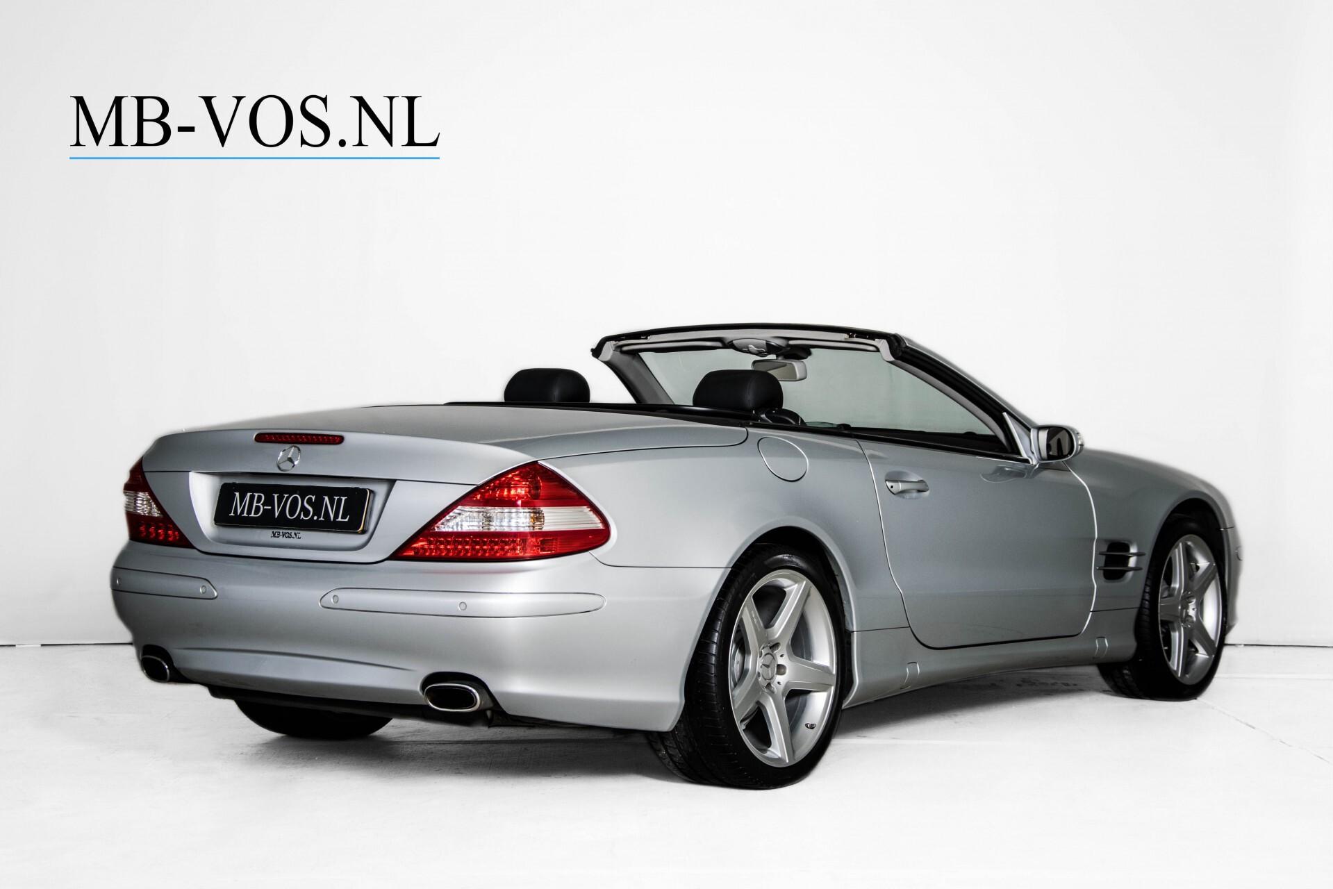 "Mercedes-Benz SL-Klasse 350 Stoelkoeling/Bose/Comand/Memory/19""AMG Aut7 Foto 3"