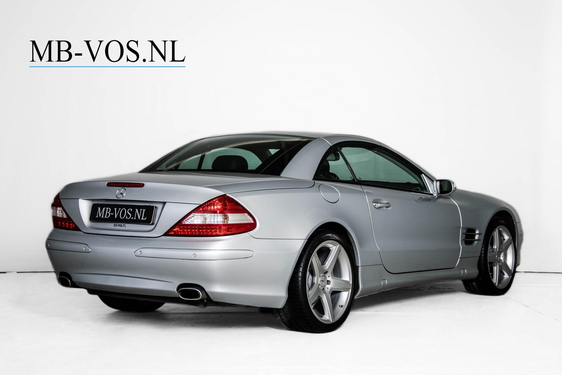 "Mercedes-Benz SL-Klasse 350 Stoelkoeling/Bose/Comand/Memory/19""AMG Aut7 Foto 4"
