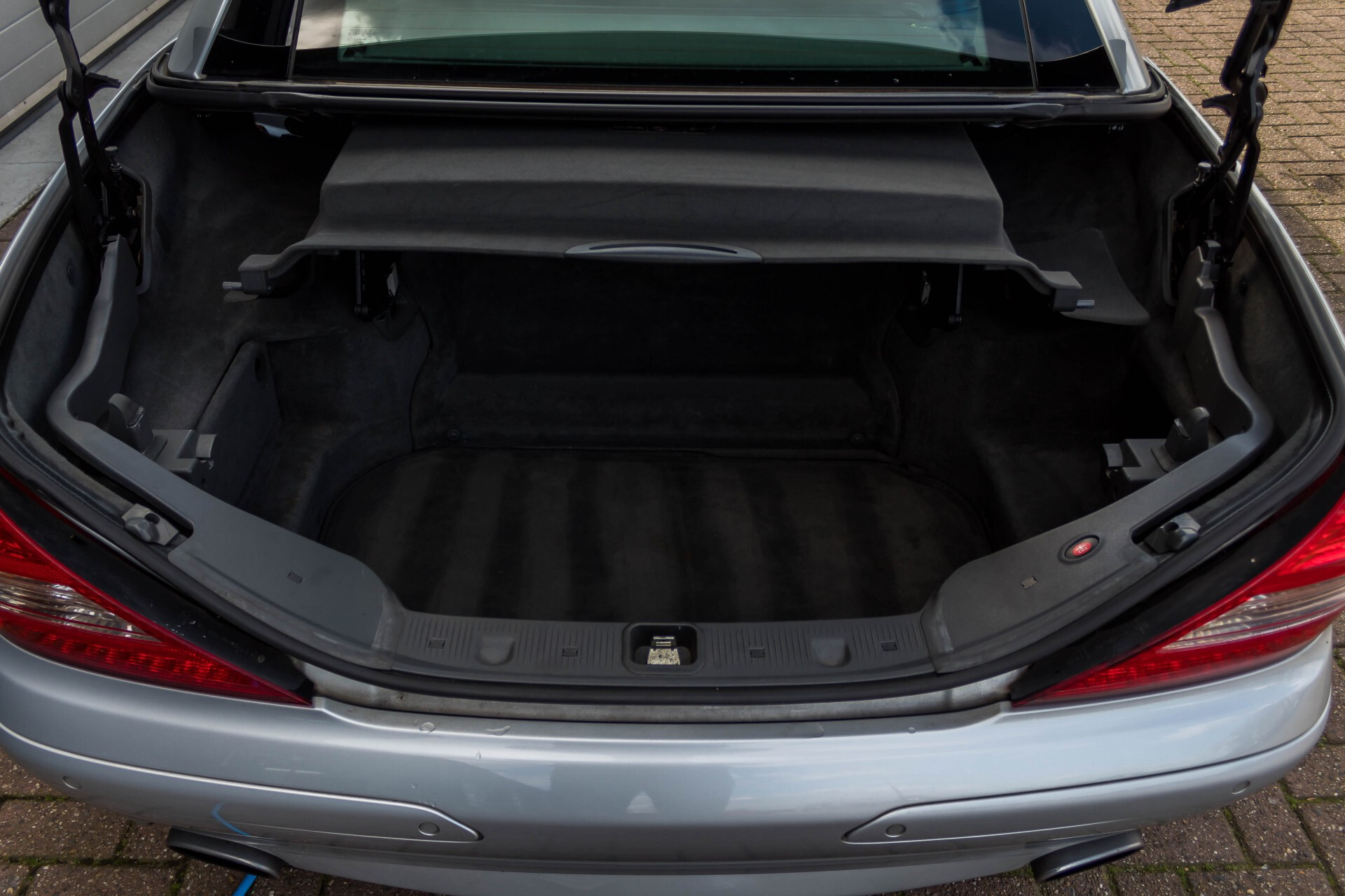 "Mercedes-Benz SL-Klasse 350 Stoelkoeling/Bose/Comand/Memory/19""AMG Aut7 Foto 42"