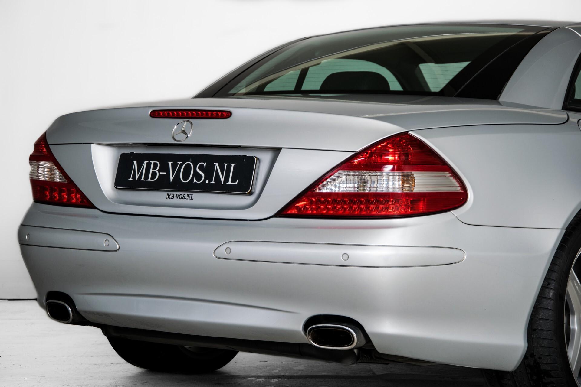 "Mercedes-Benz SL-Klasse 350 Stoelkoeling/Bose/Comand/Memory/19""AMG Aut7 Foto 45"