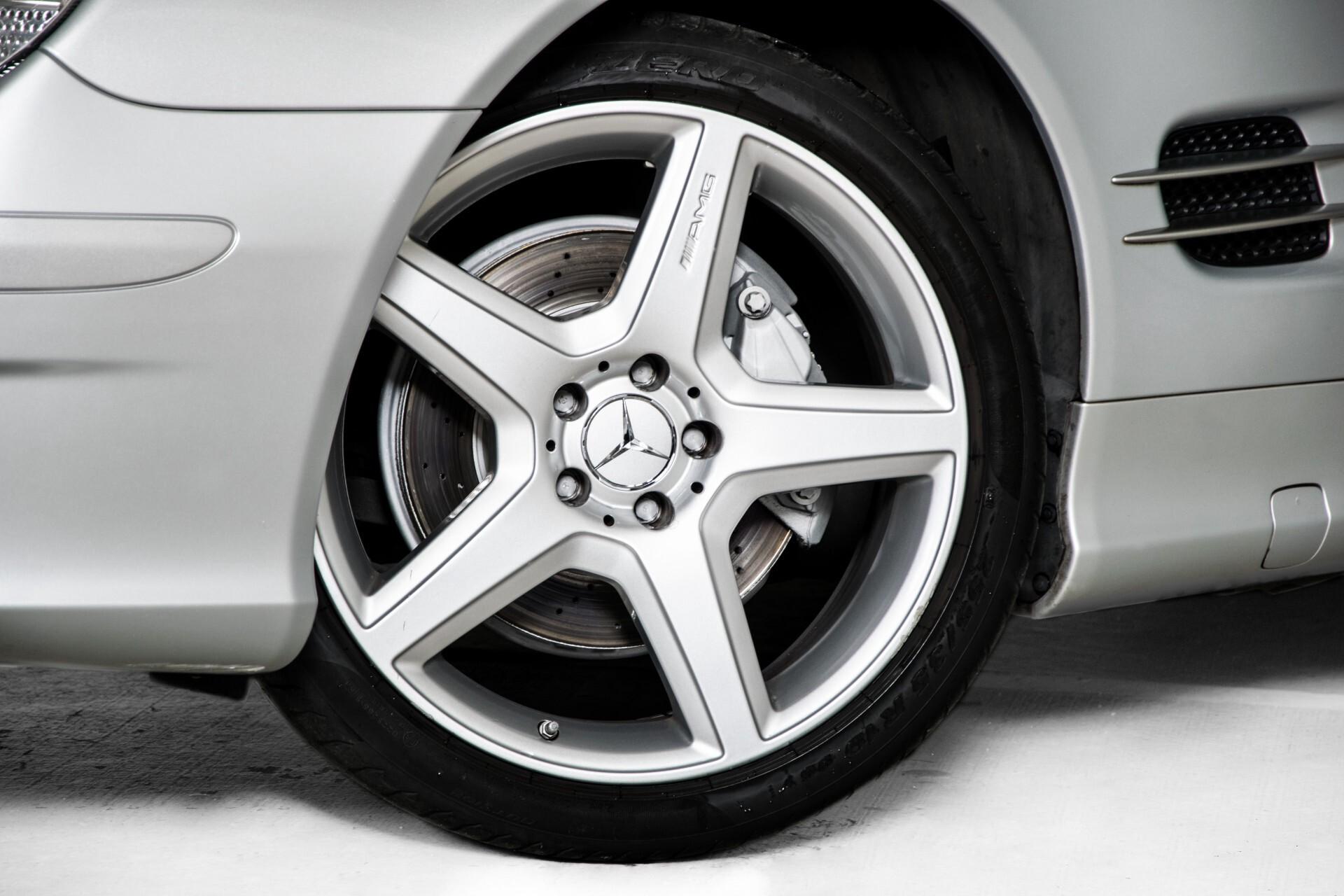 "Mercedes-Benz SL-Klasse 350 Stoelkoeling/Bose/Comand/Memory/19""AMG Aut7 Foto 46"