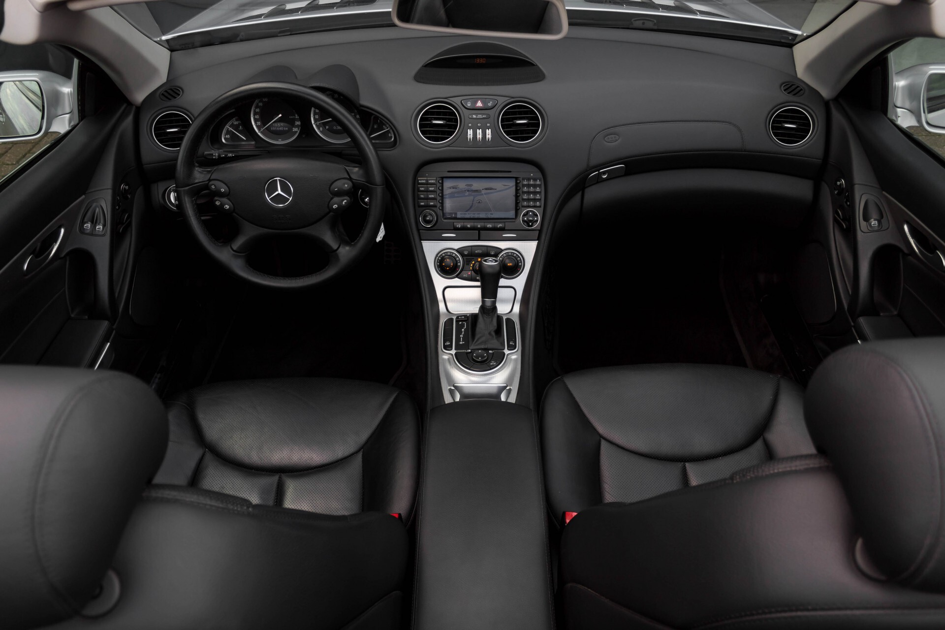 "Mercedes-Benz SL-Klasse 350 Stoelkoeling/Bose/Comand/Memory/19""AMG Aut7 Foto 8"