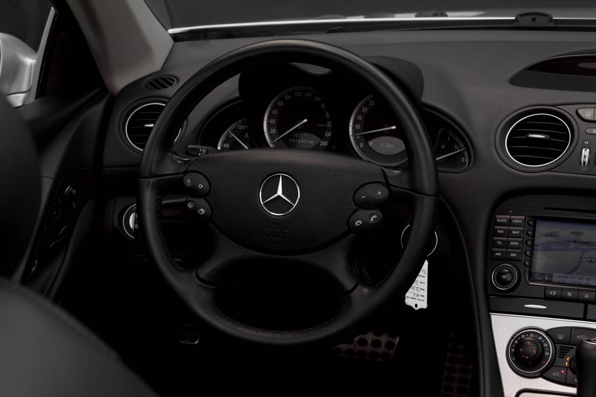 "Mercedes-Benz SL-Klasse 350 Stoelkoeling/Bose/Comand/Memory/19""AMG Aut7 Foto 9"