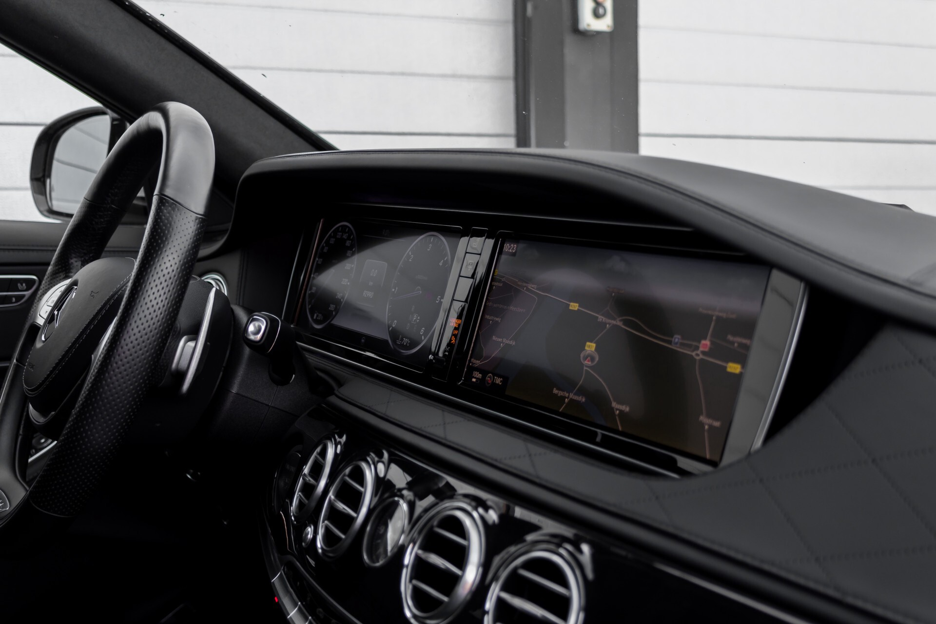 Mercedes-Benz S-Klasse 350 Bluetec 4-M AMG Plus Exclusive Distronic/Keyless/Panorama Aut7 Foto 16