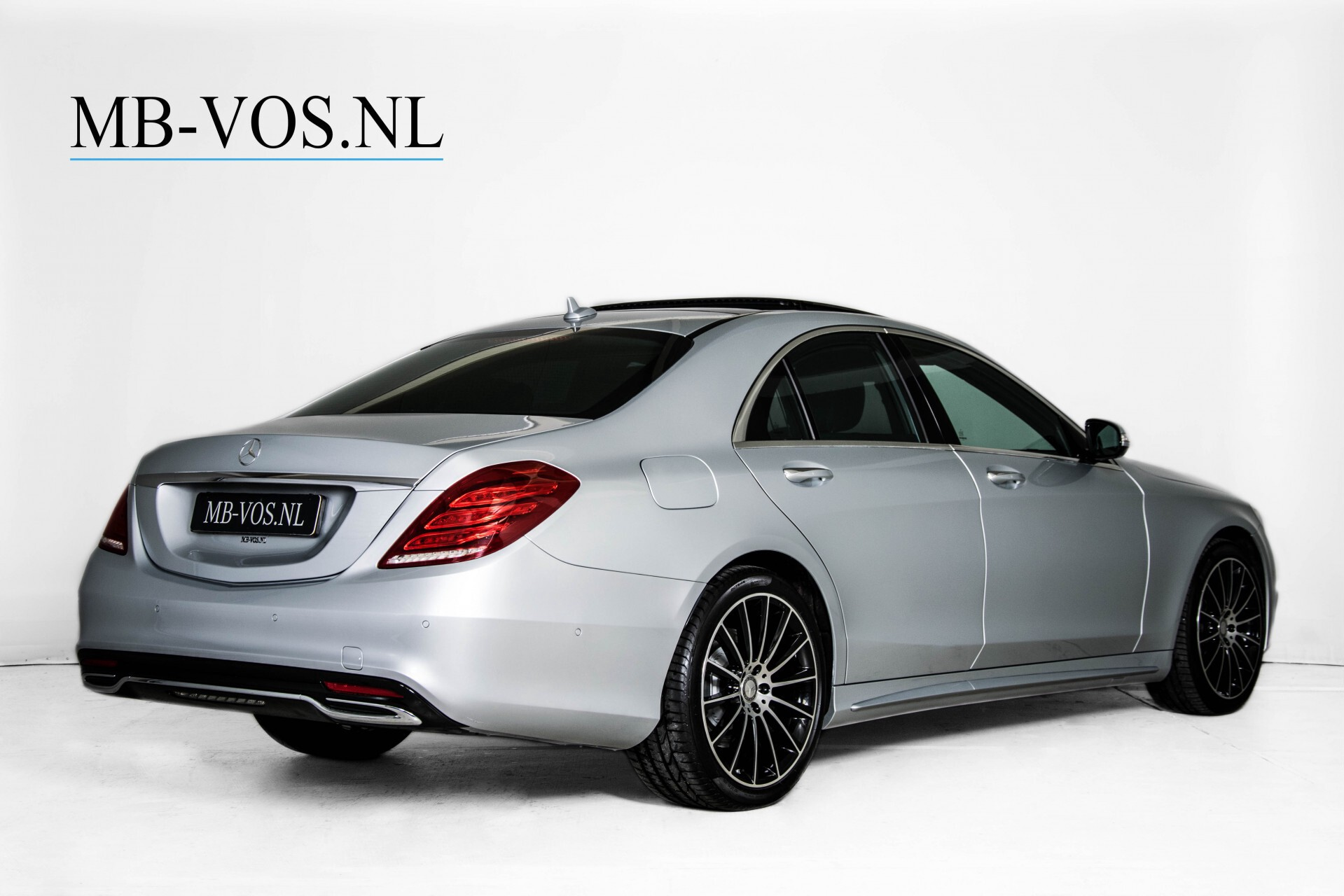 Mercedes-Benz S-Klasse 350 Bluetec 4-M AMG Plus Exclusive Distronic/Keyless/Panorama Aut7 Foto 2