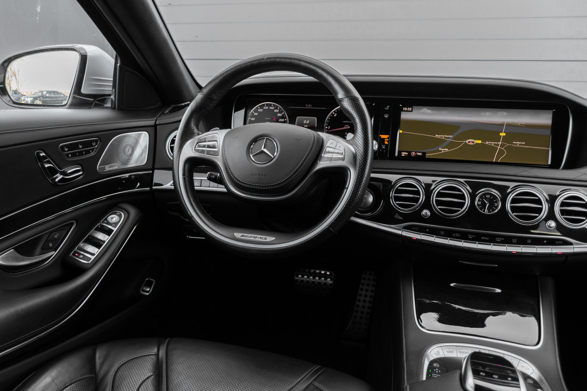 Mercedes-Benz S-Klasse 350 Bluetec 4-M AMG Plus Exclusive Distronic/Keyless/Panorama Aut7 Foto 7
