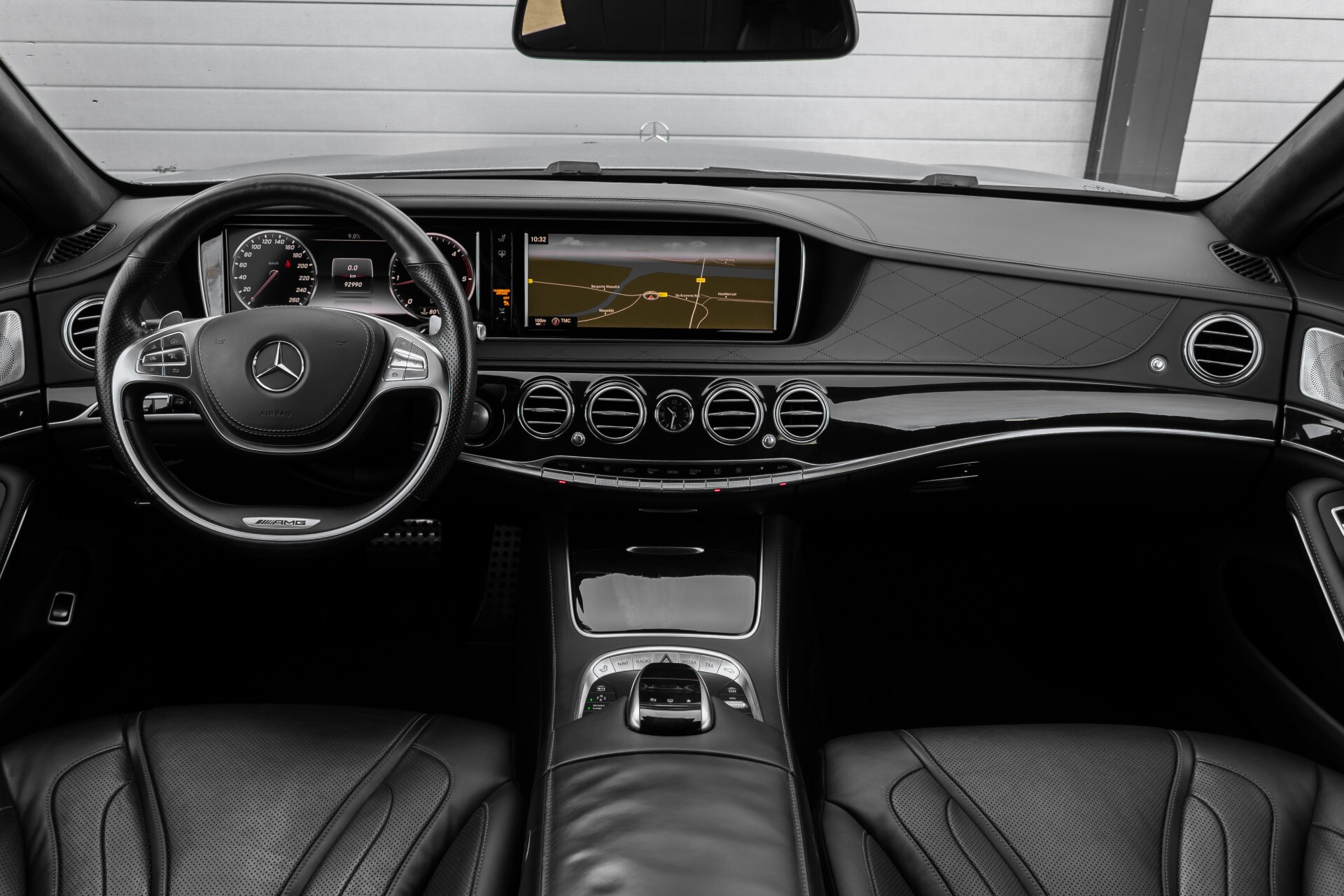 Mercedes-Benz S-Klasse 350 Bluetec 4-M AMG Plus Exclusive Distronic/Keyless/Panorama Aut7 Foto 8