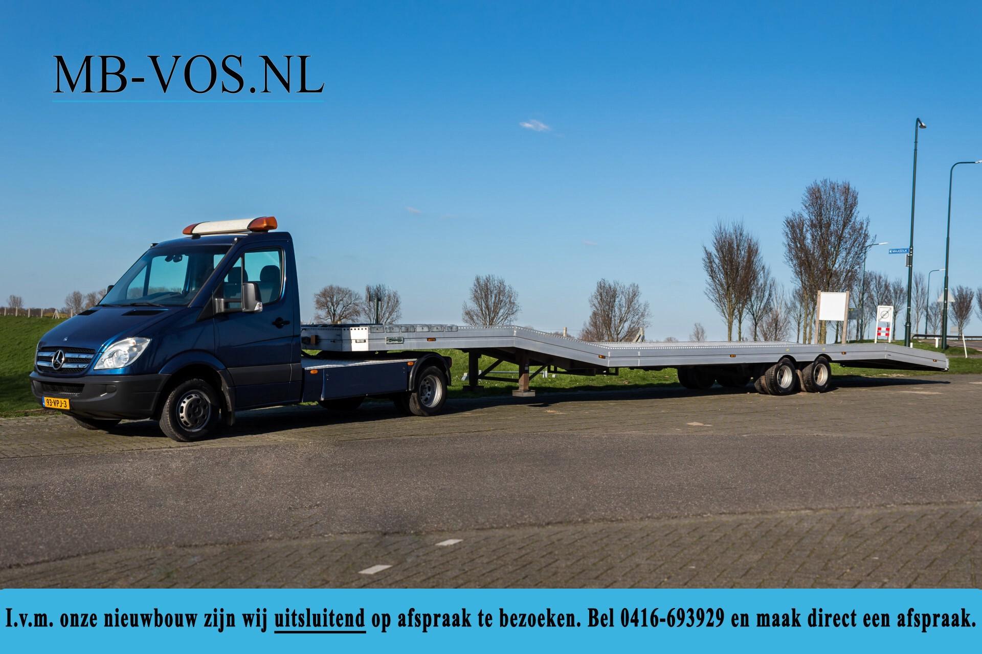 Mercedes-Benz Sprinter 518 3.0 Cdi V6 Oprijwagen / Auto ambulance 7360 kg Foto 1