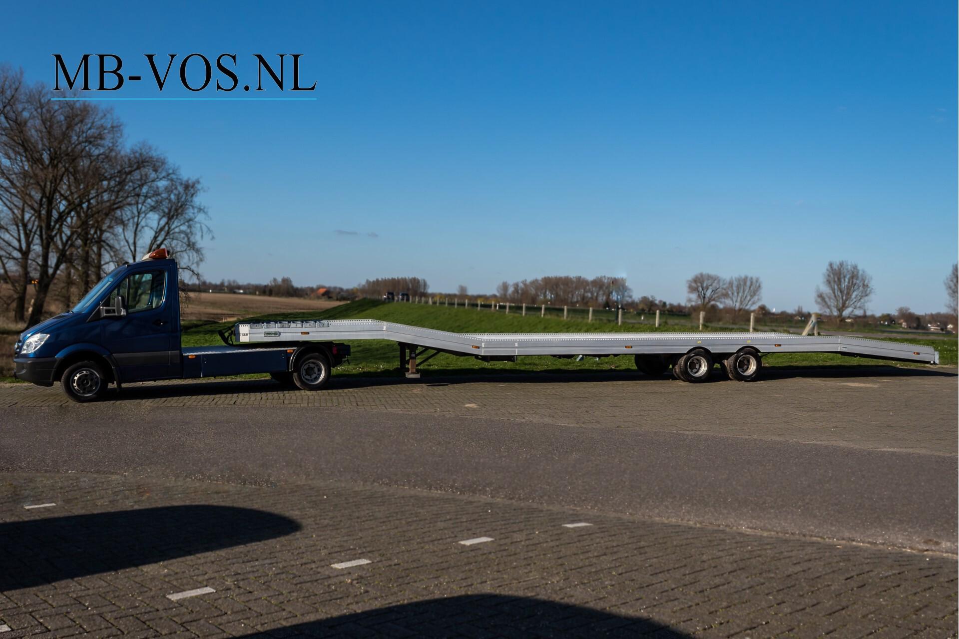 Mercedes-Benz Sprinter 518 3.0 Cdi V6 Oprijwagen / Auto ambulance 7360 kg Foto 2