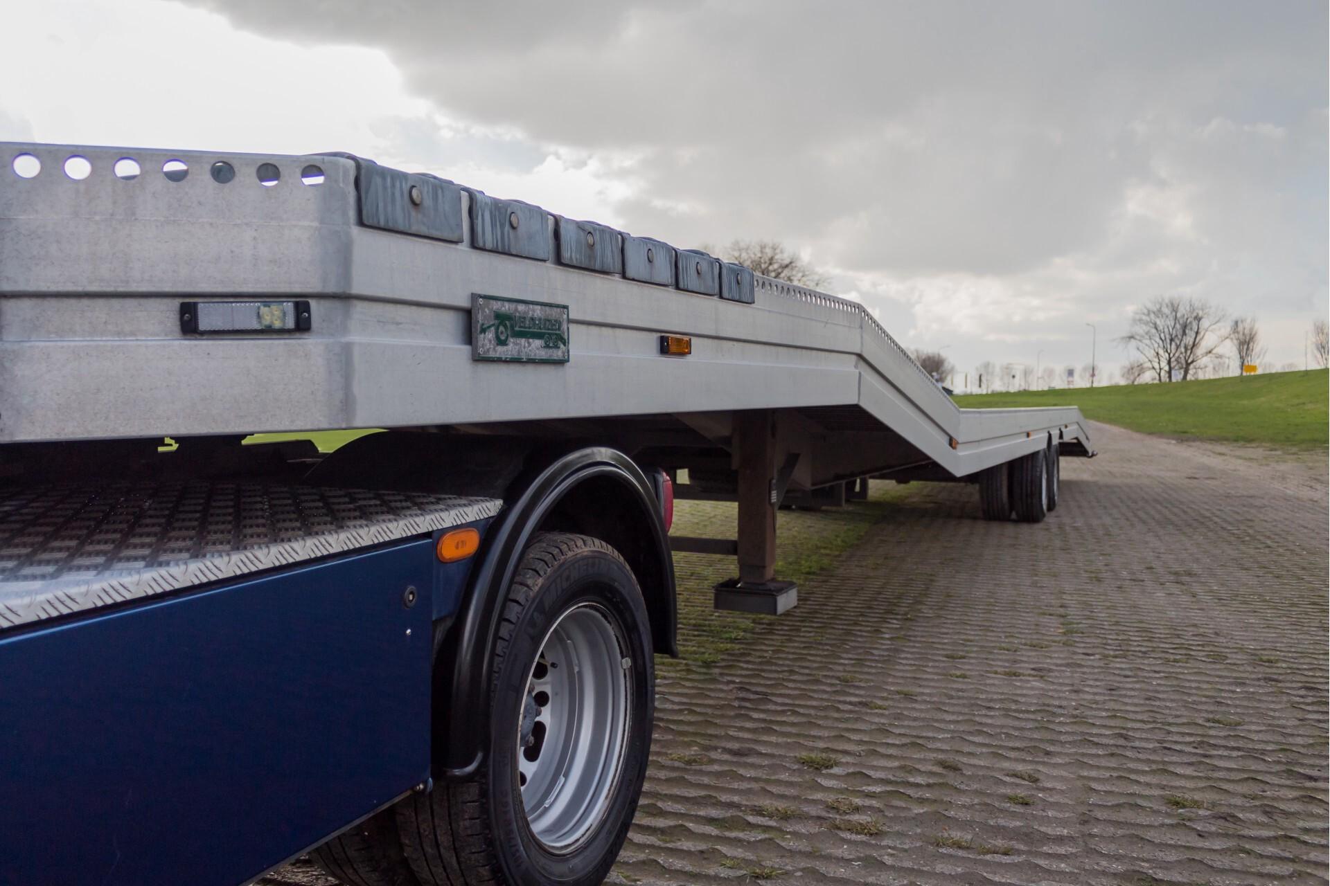 Mercedes-Benz Sprinter 518 3.0 Cdi V6 Oprijwagen / Auto ambulance 7360 kg Foto 28