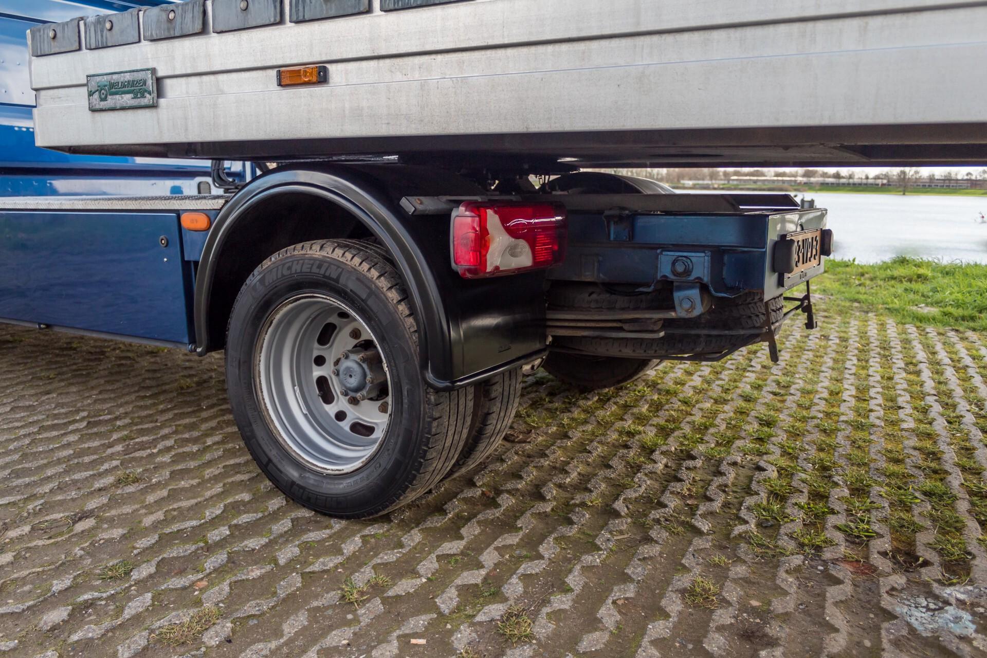 Mercedes-Benz Sprinter 518 3.0 Cdi V6 Oprijwagen / Auto ambulance 7360 kg Foto 31